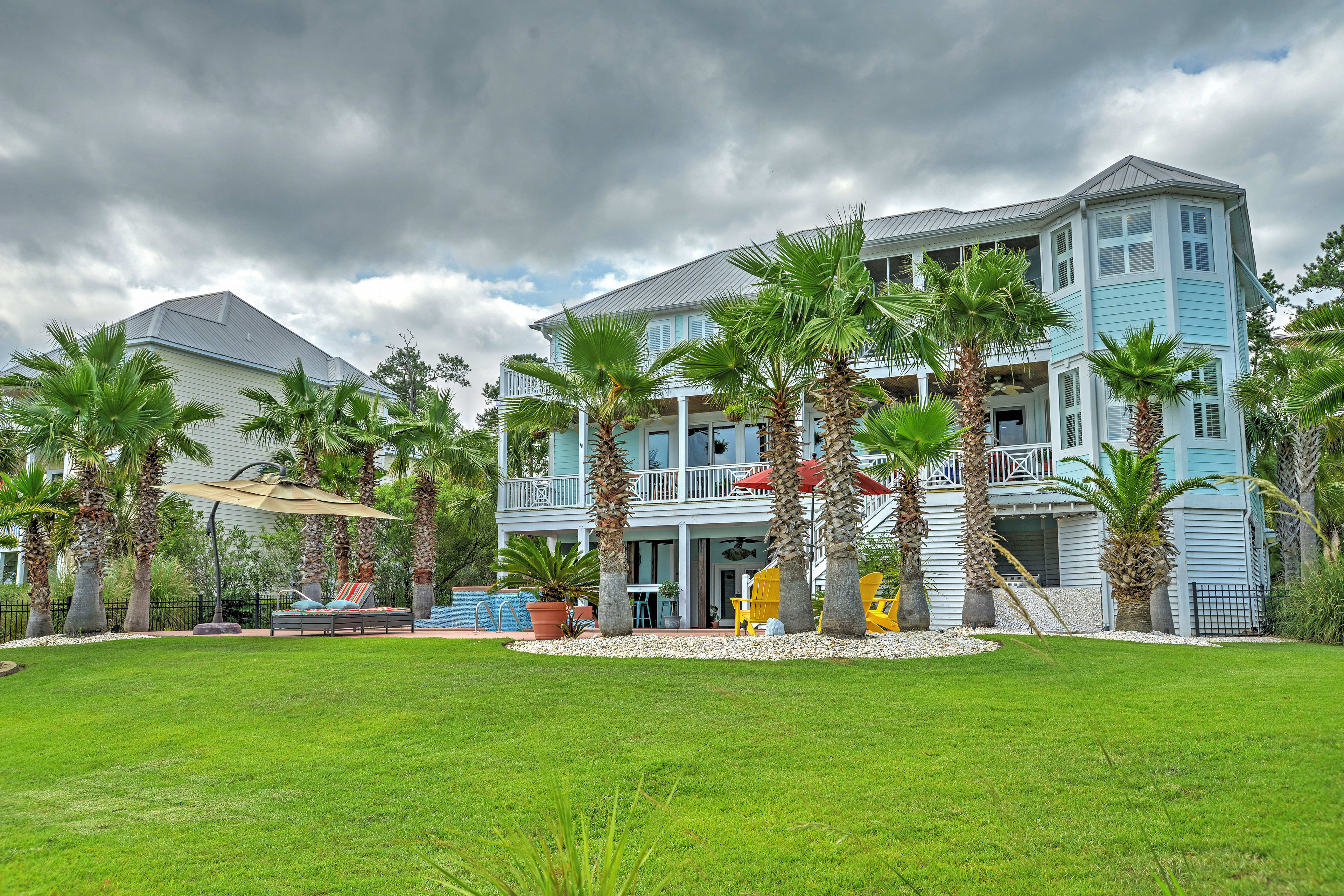 Experience the best of South Carolina from this Murrells Inlet vacation rental house!