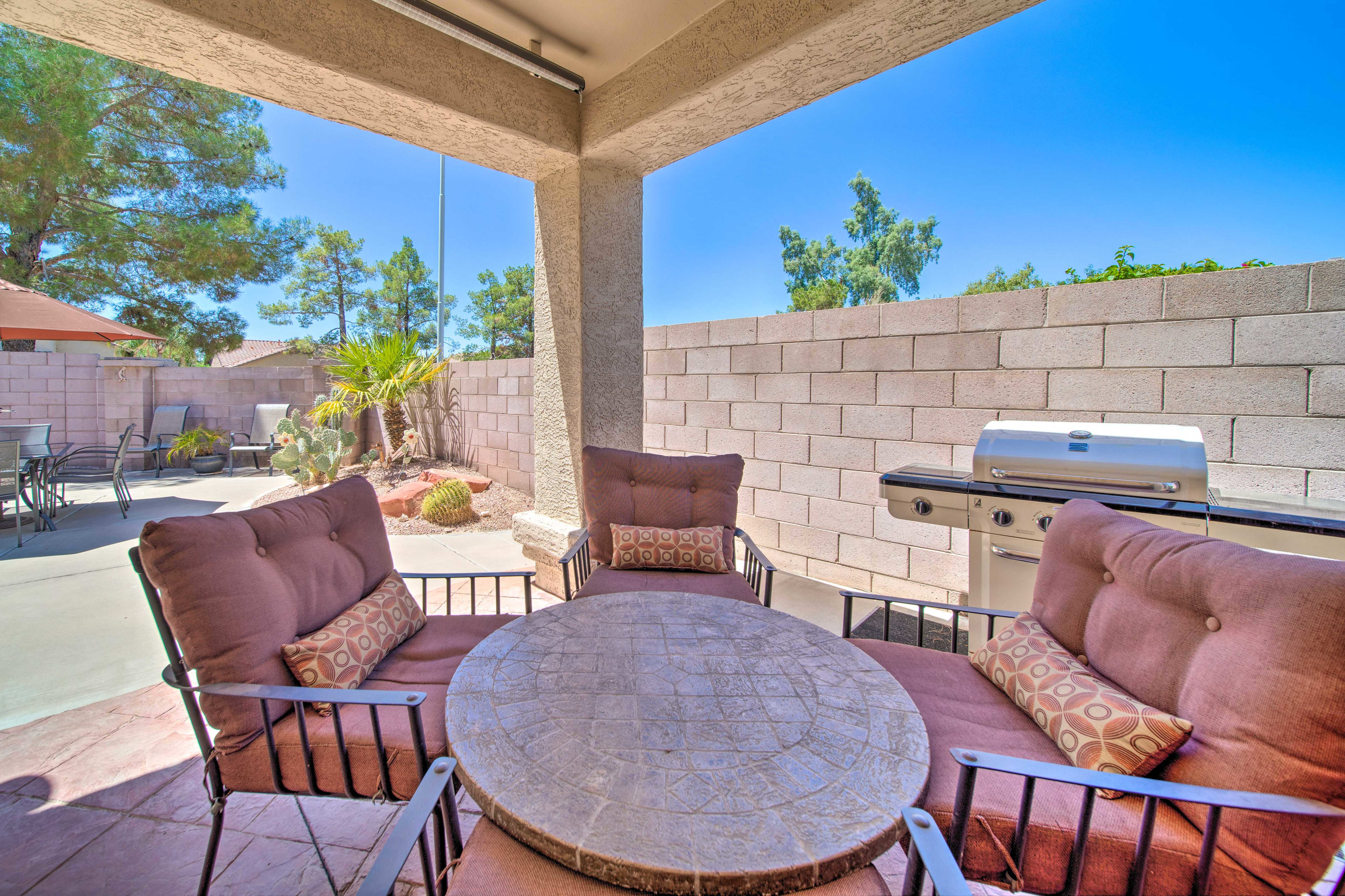 Chandler Vacation Rental Home | 3BR | 2BA | 1,568 Sq Ft | Single Story