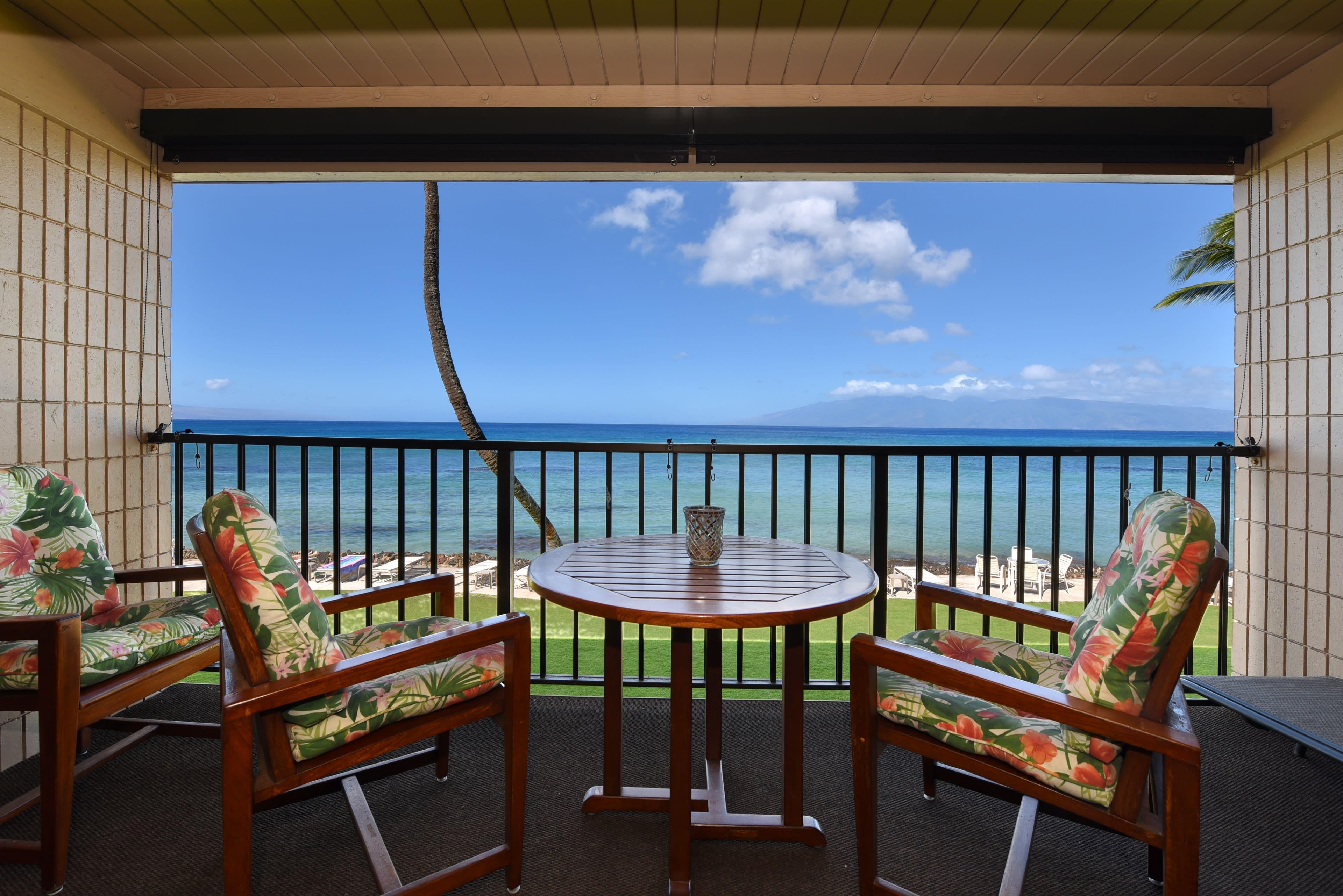 Lahaina Vacation Rental Condo   1BR   1BA   4th Floor   600 Sq Ft   2 Guests