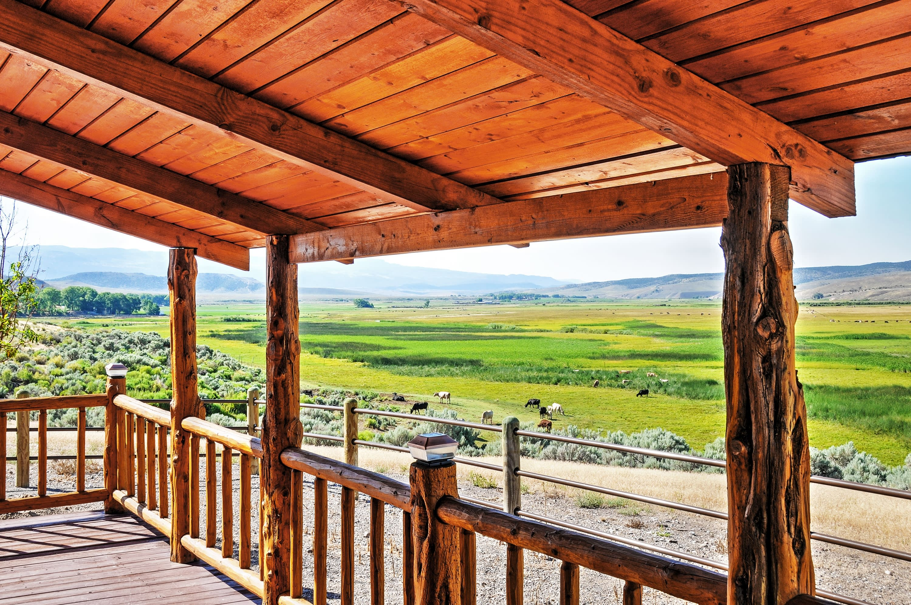 Elevate your Utah experience at this beautiful Antimony vacation rental cabin.