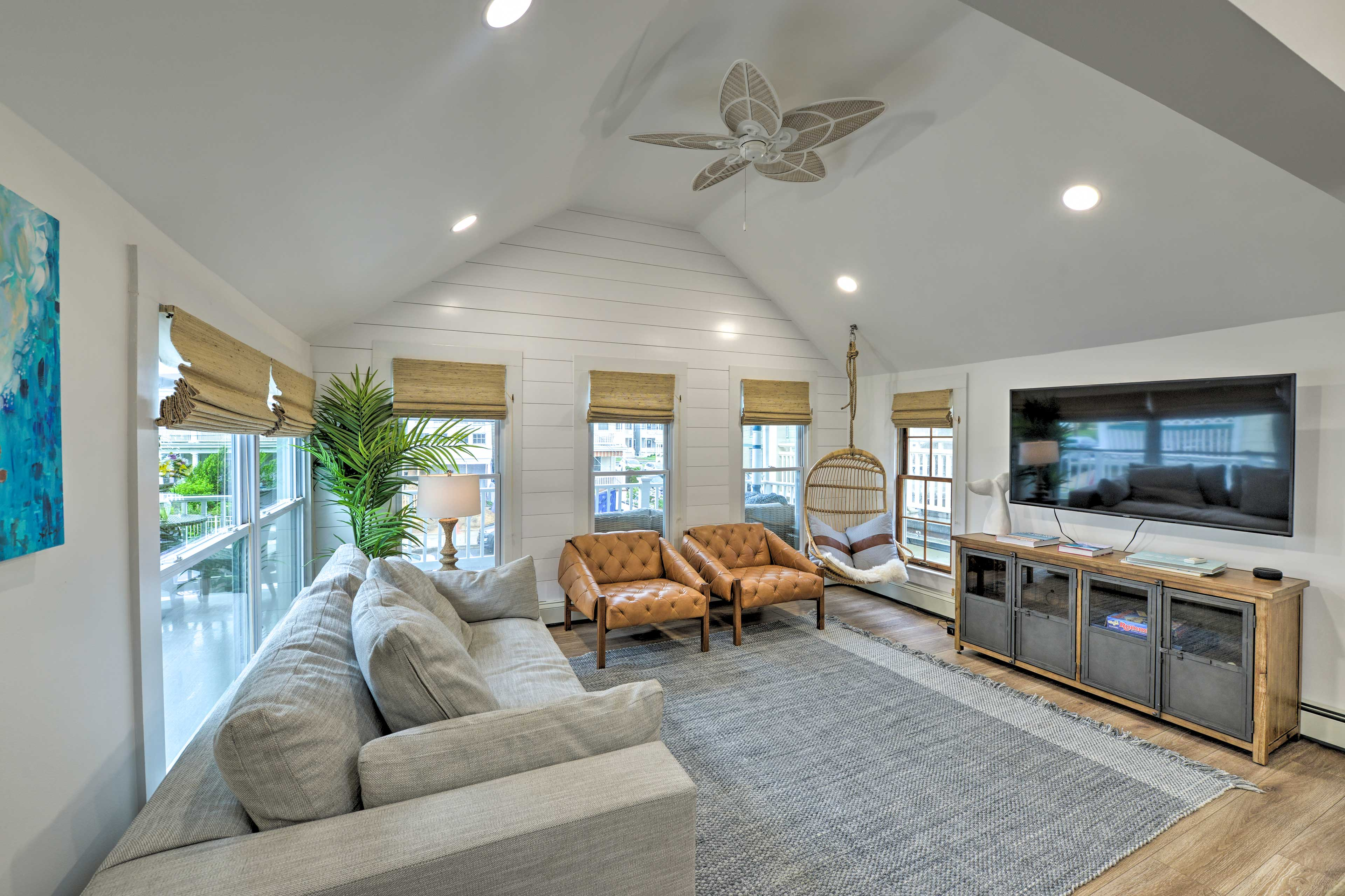 Ocean Grove Vacation Rental | 1BR | 1BA | 1,500 Sq Ft | Access Only by Stairs