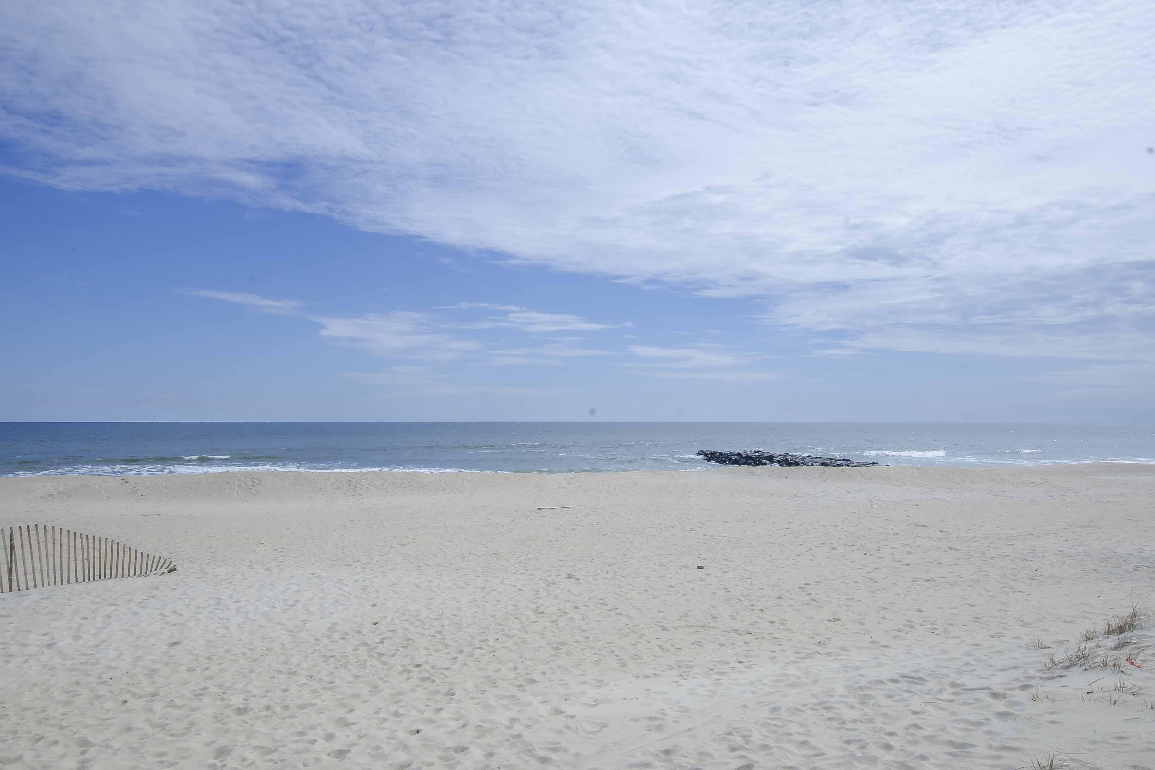 Ocean Grove Beach (1 Block)