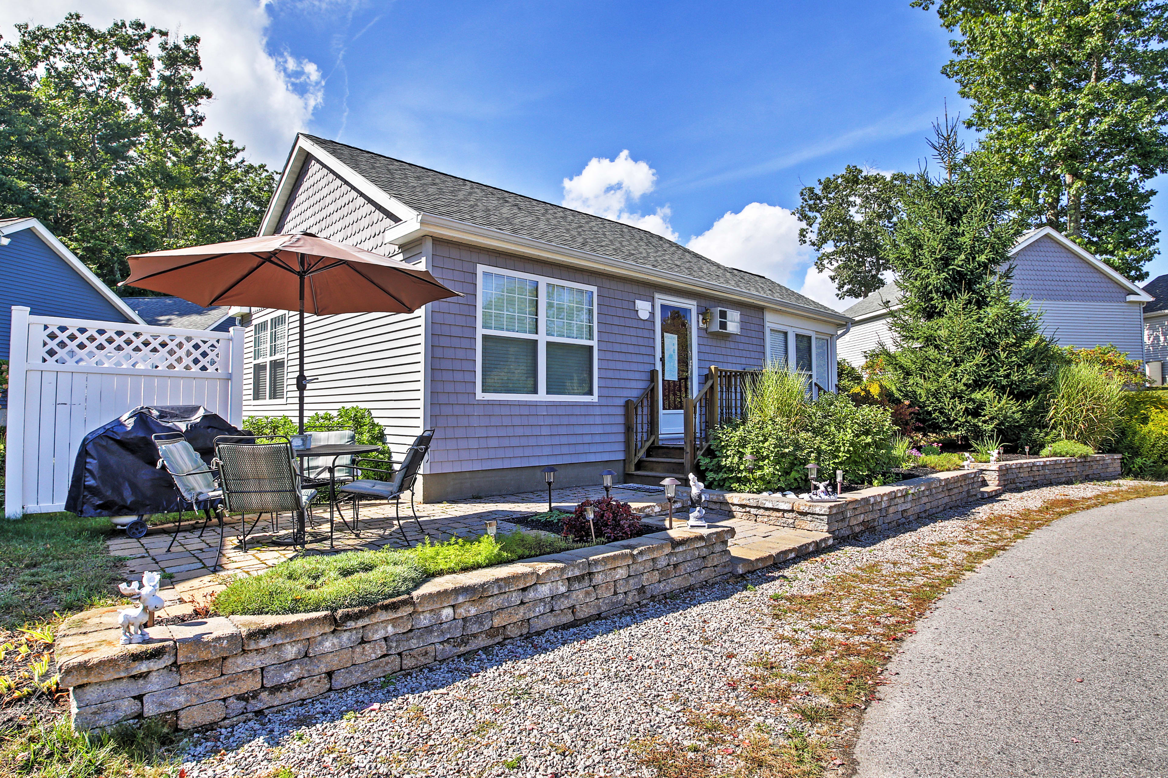Welcome to your Maine vacation rental getaway!