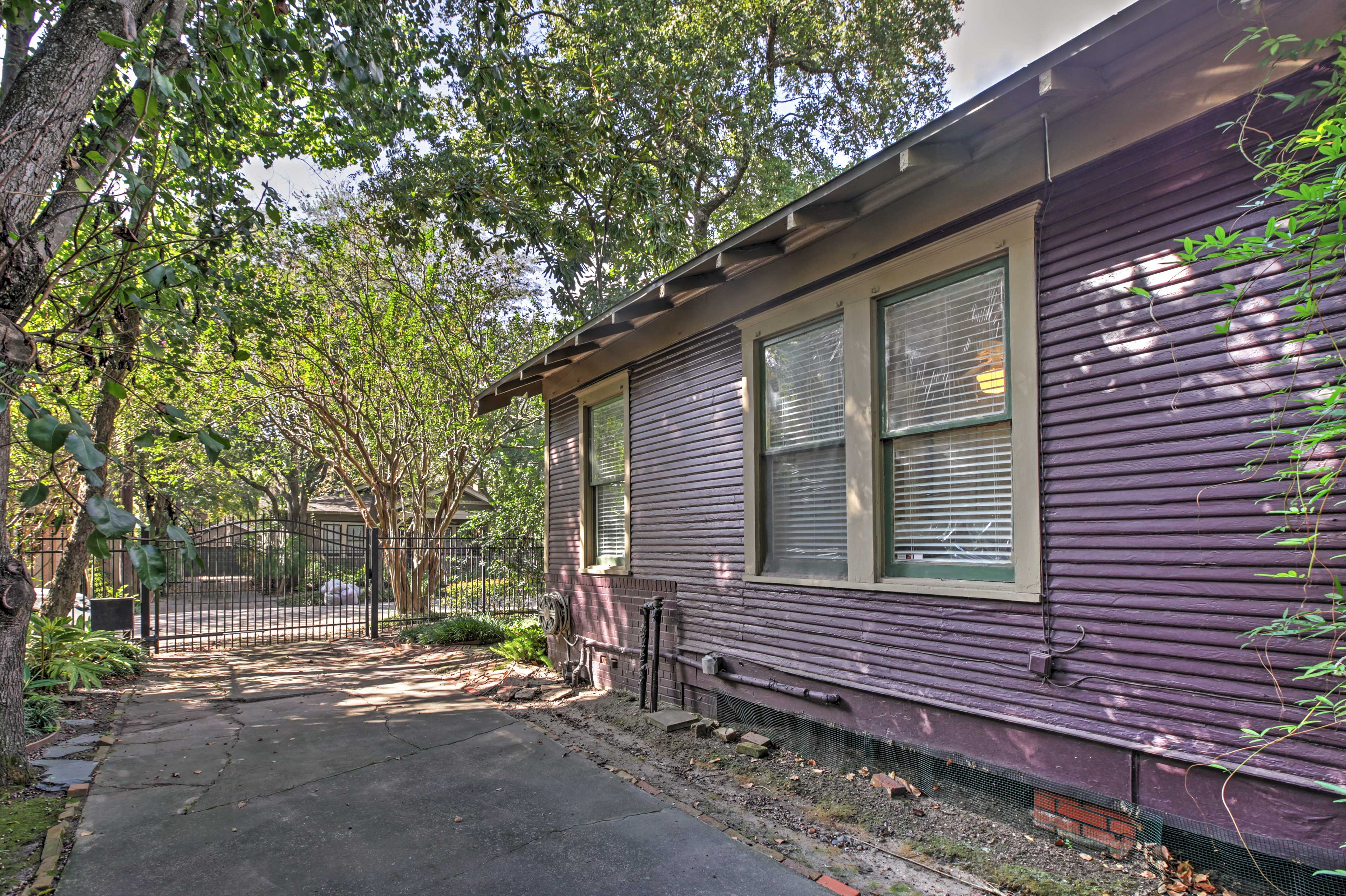 This Houston vacation rental house is the perfect home-base for your Texas trip!