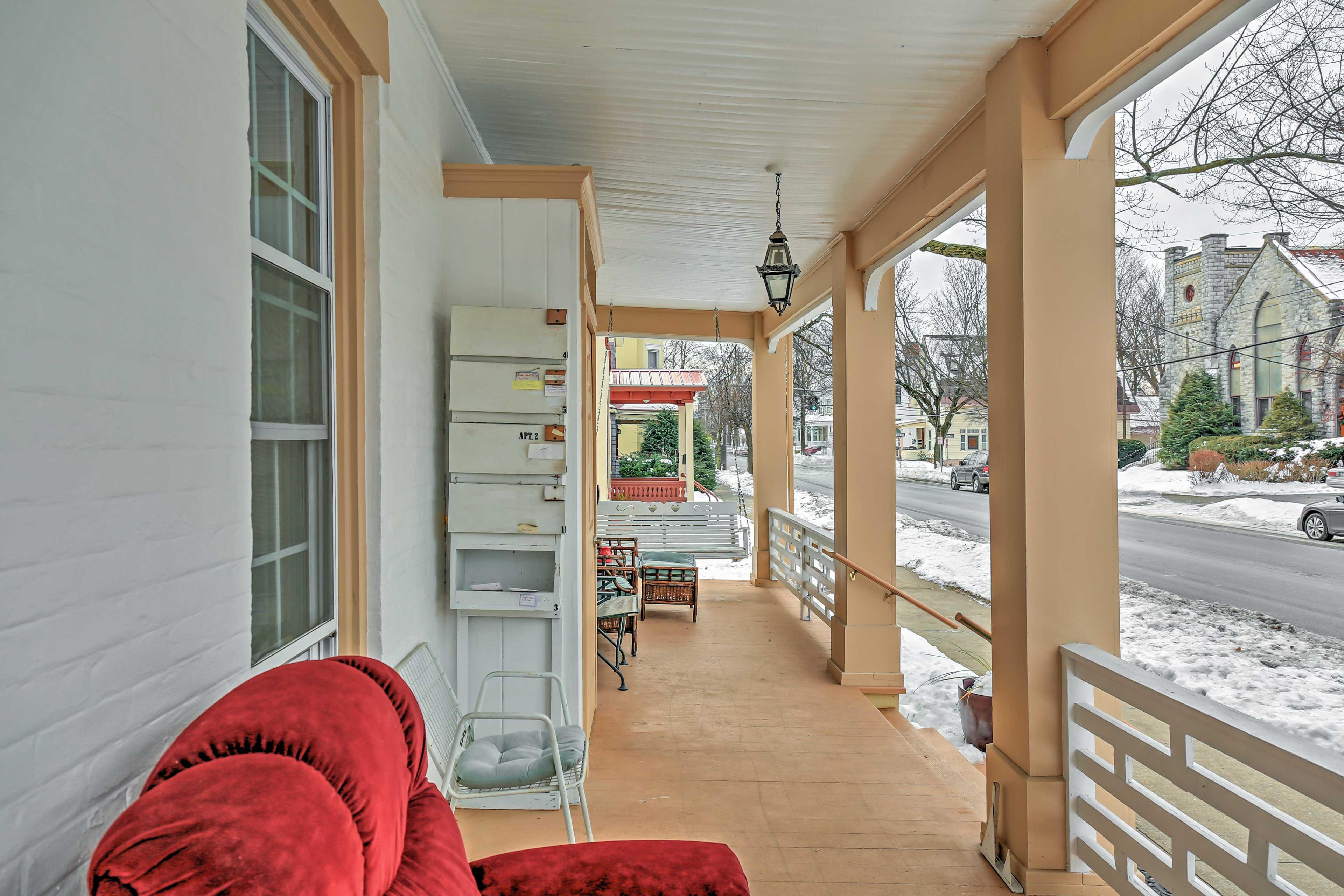 Enjoy proximity to everything Saratoga has to offer!