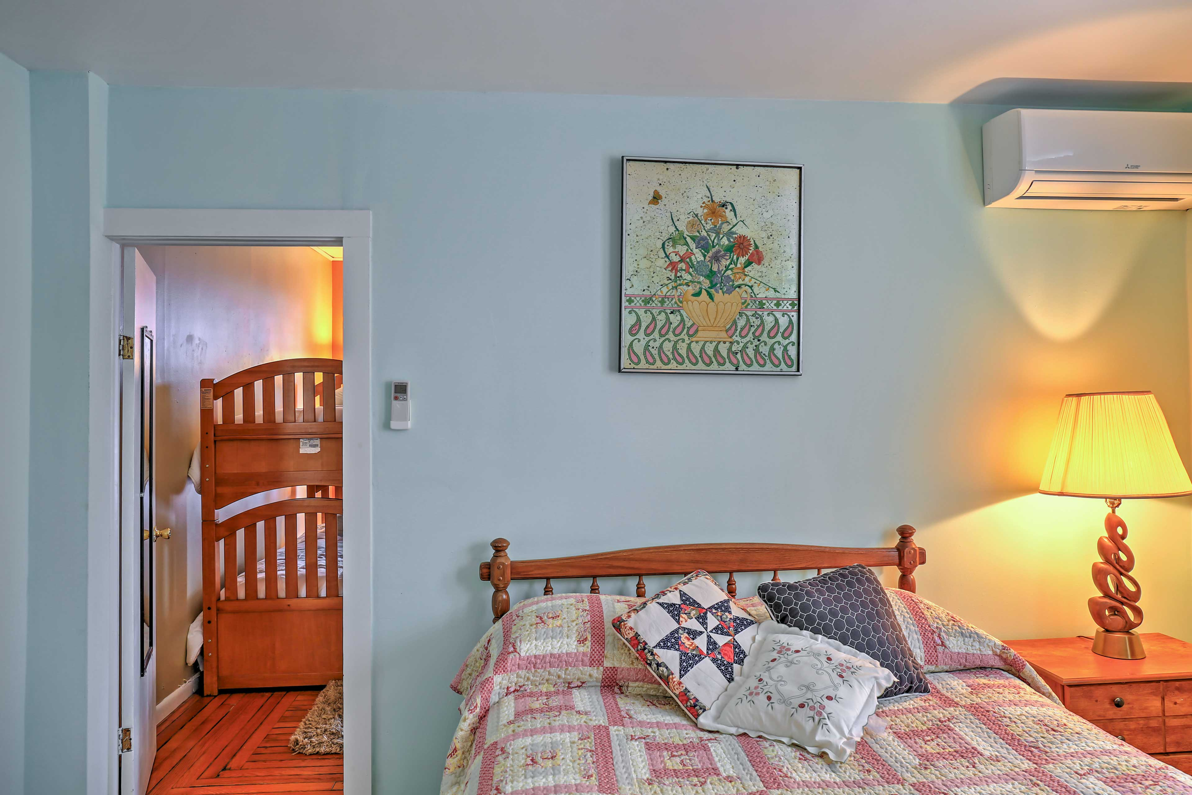 This vacation rental apartment has everything you need for the perfect escape!