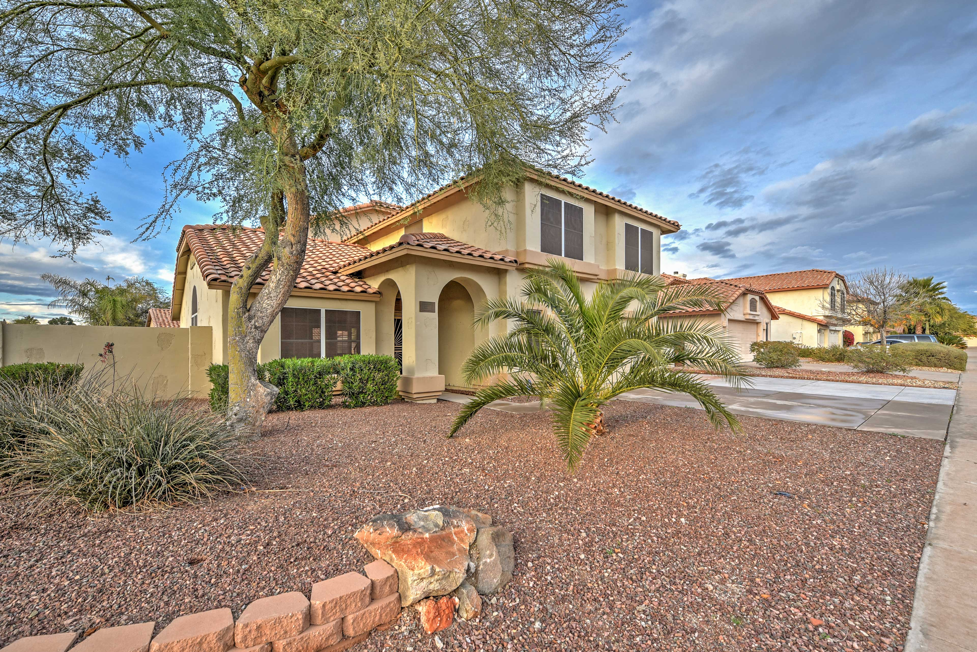 There's plenty of space for your whole crew in this 4 bedroom, 2-5 bath home.