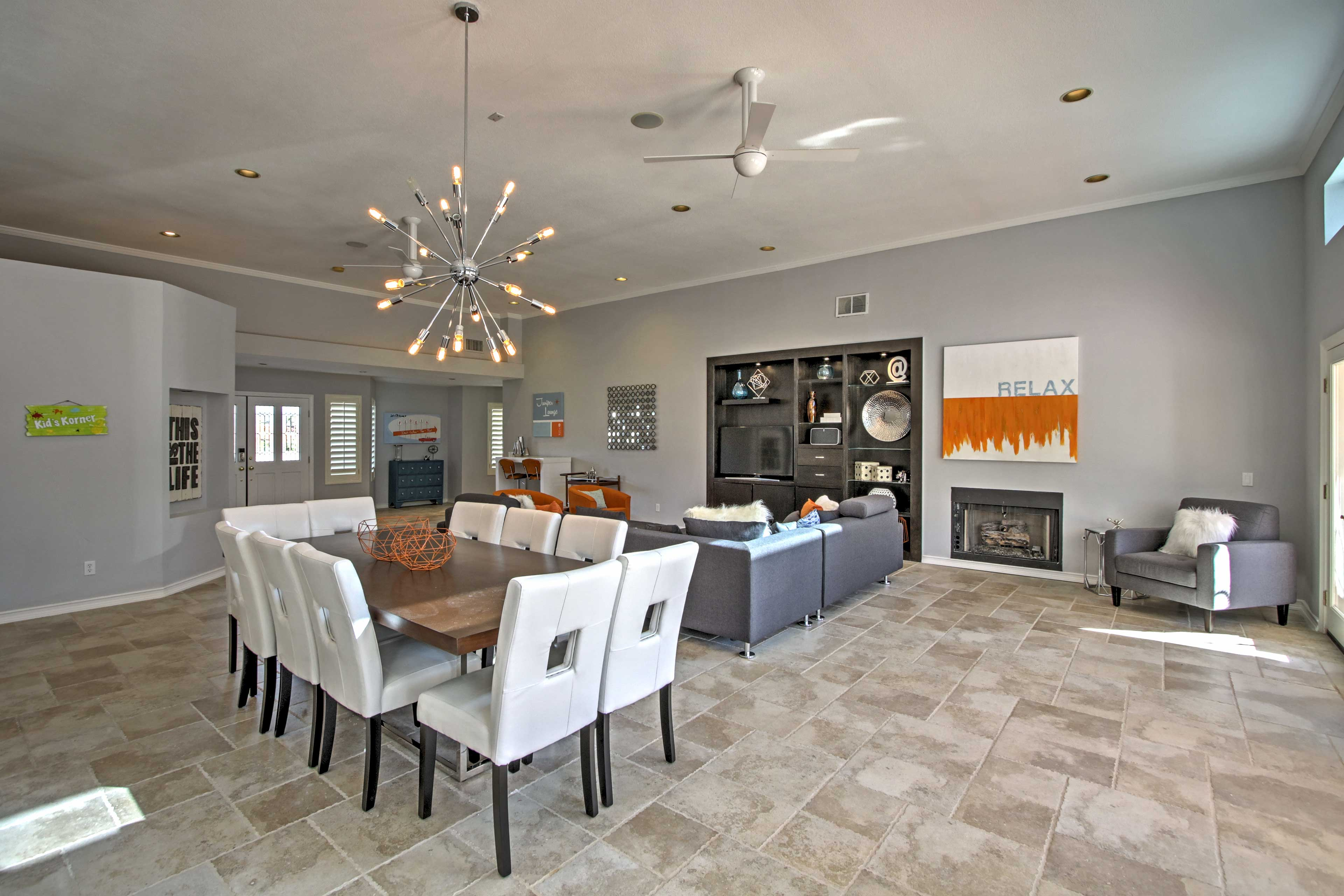 You'll love the spacious open-concept layout.
