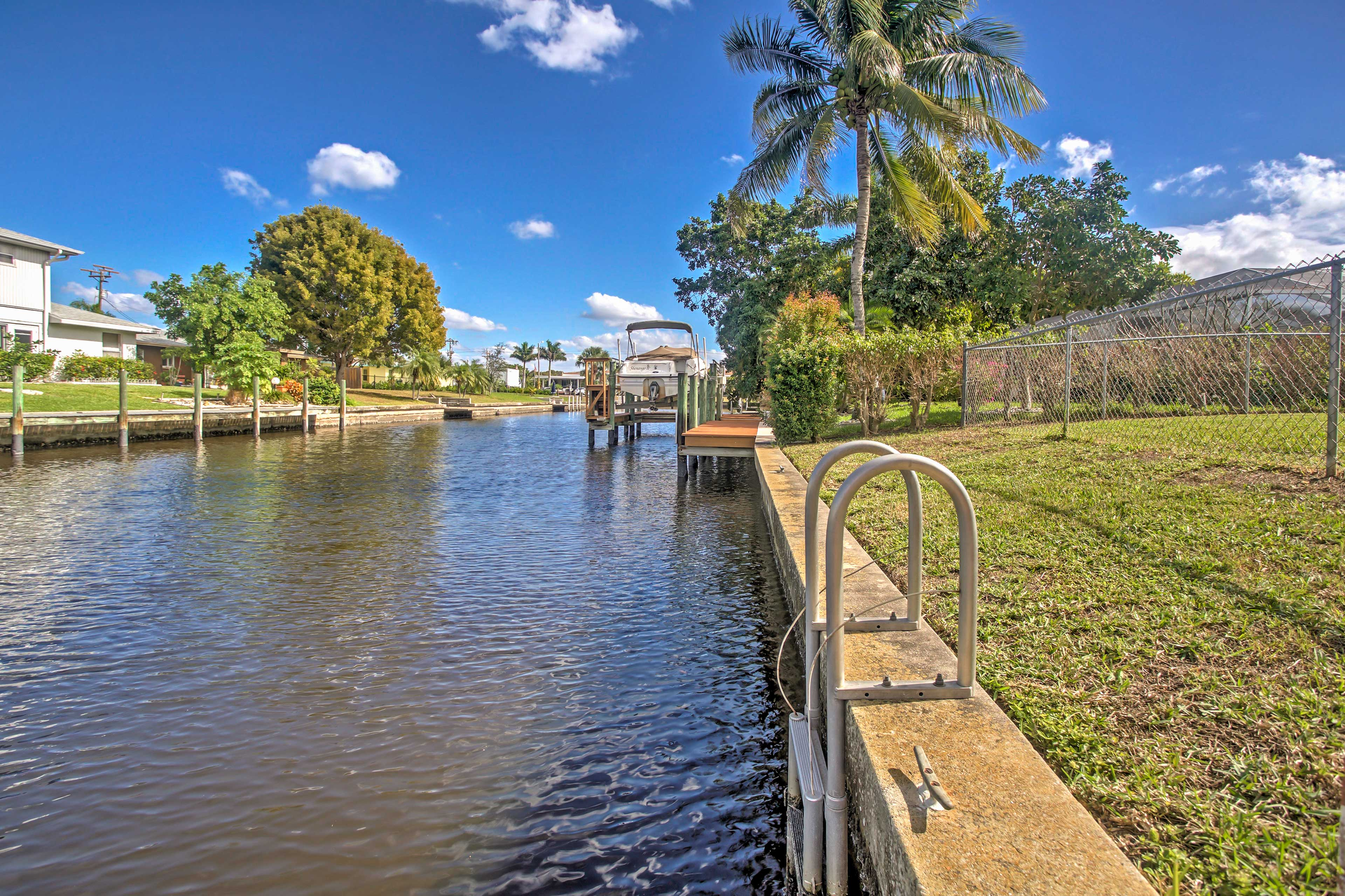 For the ultimate Cape Coral getaway, book this fantastic vacation rental house!