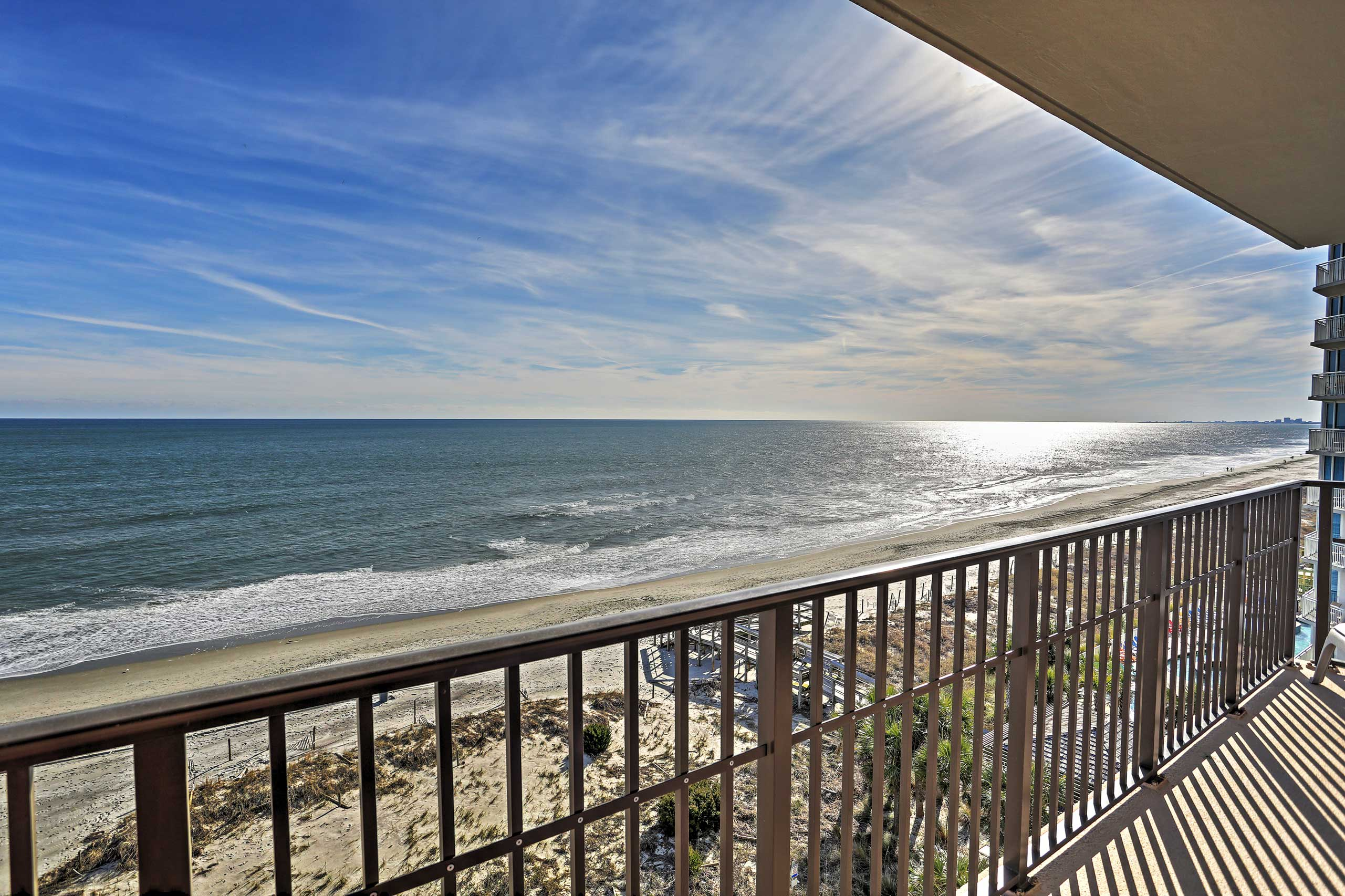 Head to North Myrtle Beach for a relaxing getaway at this vacation rental condo!
