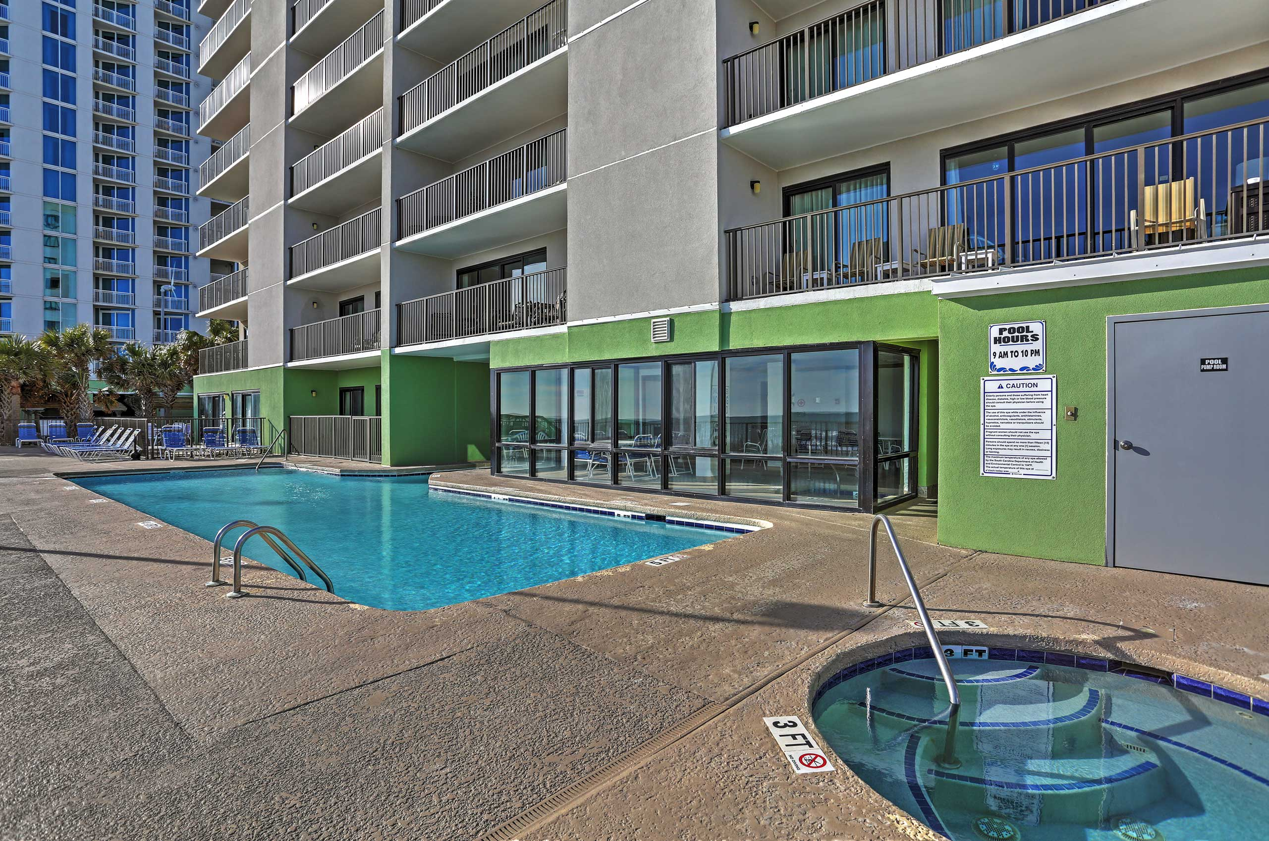 Book this North Myrtle Beach vacation rental house for memories you'll always cherish!