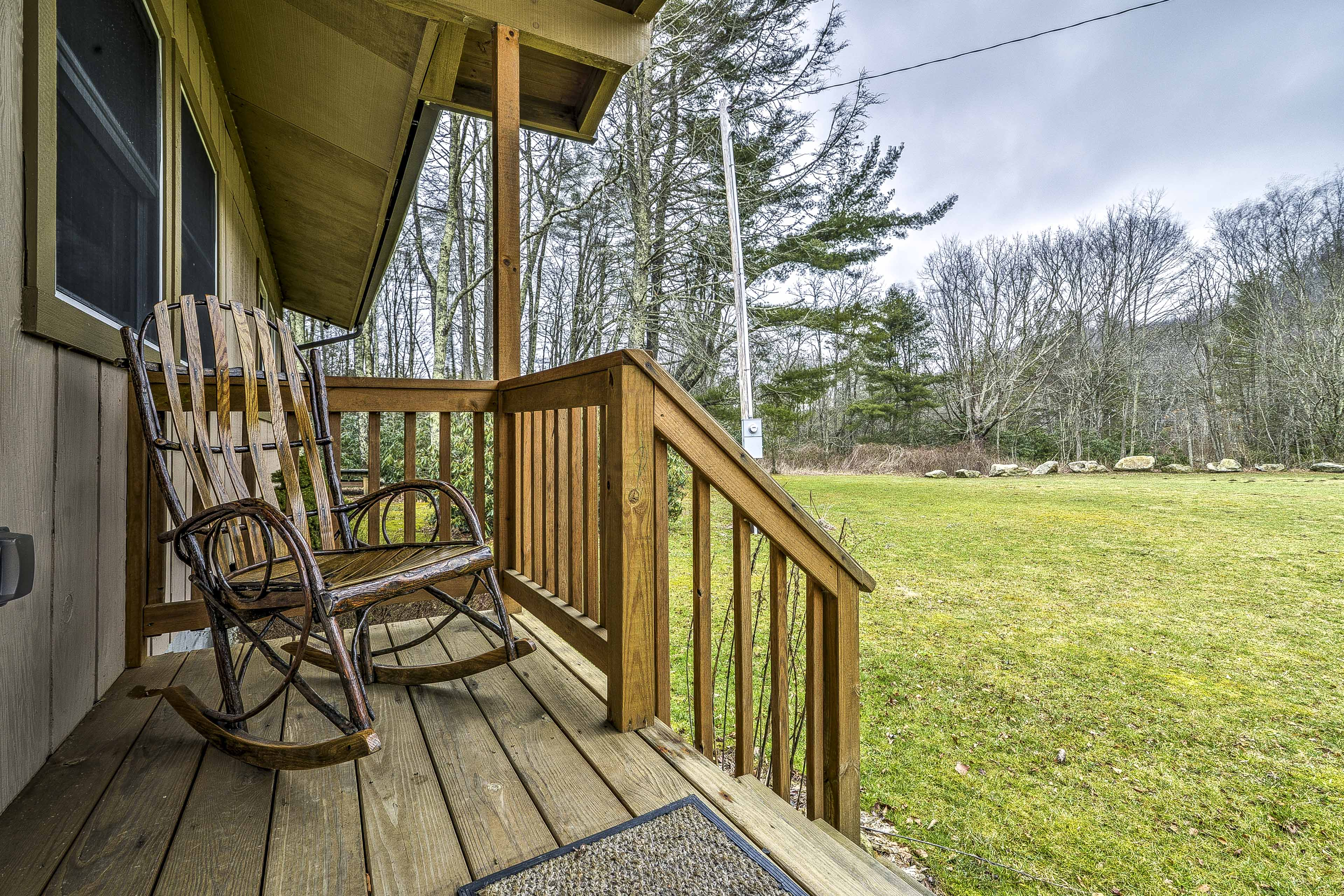Retreat to the High Country in this 3-bedroom in this charming home.