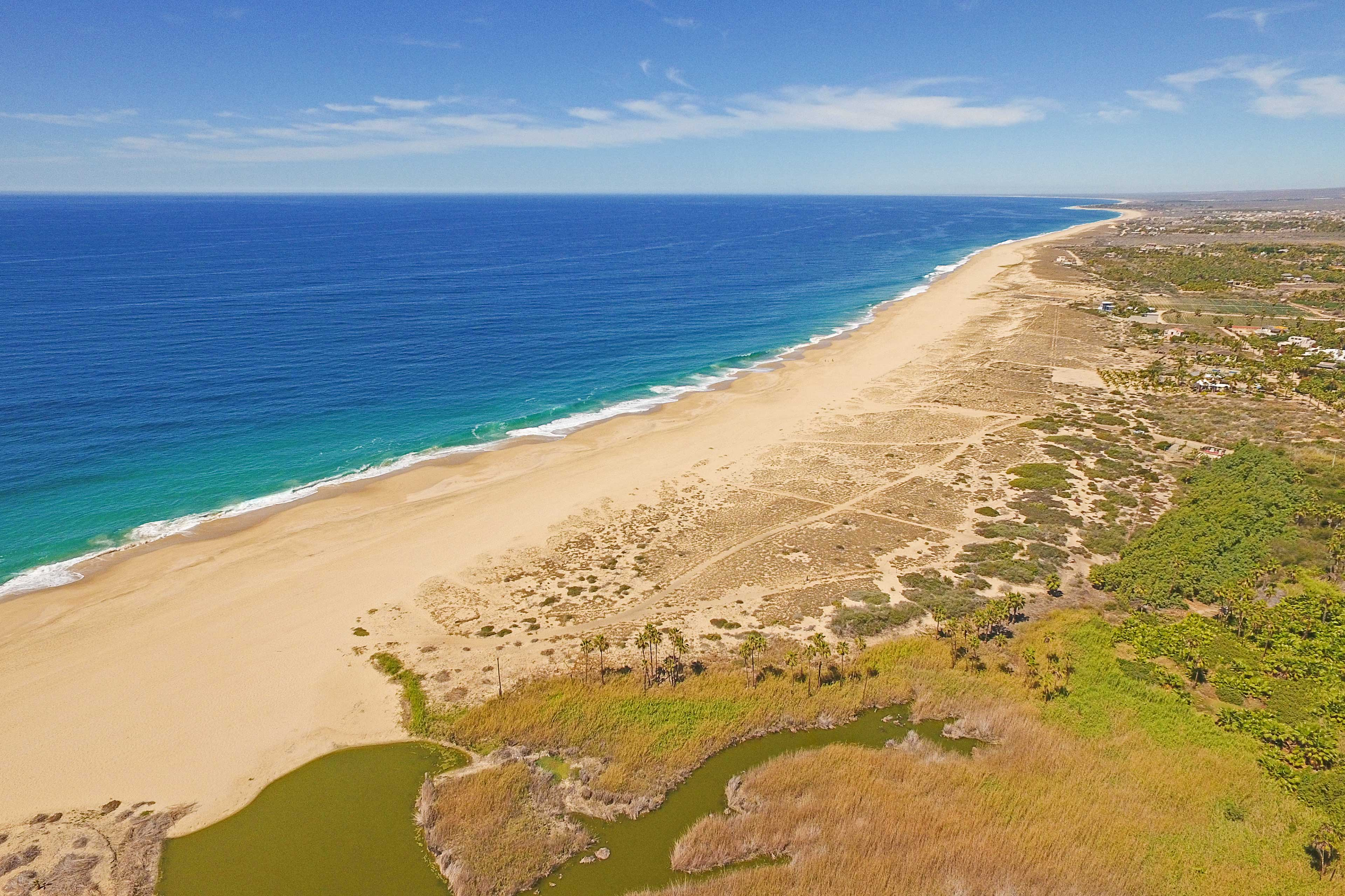 You'll find the beach just minutes from this outstanding property!