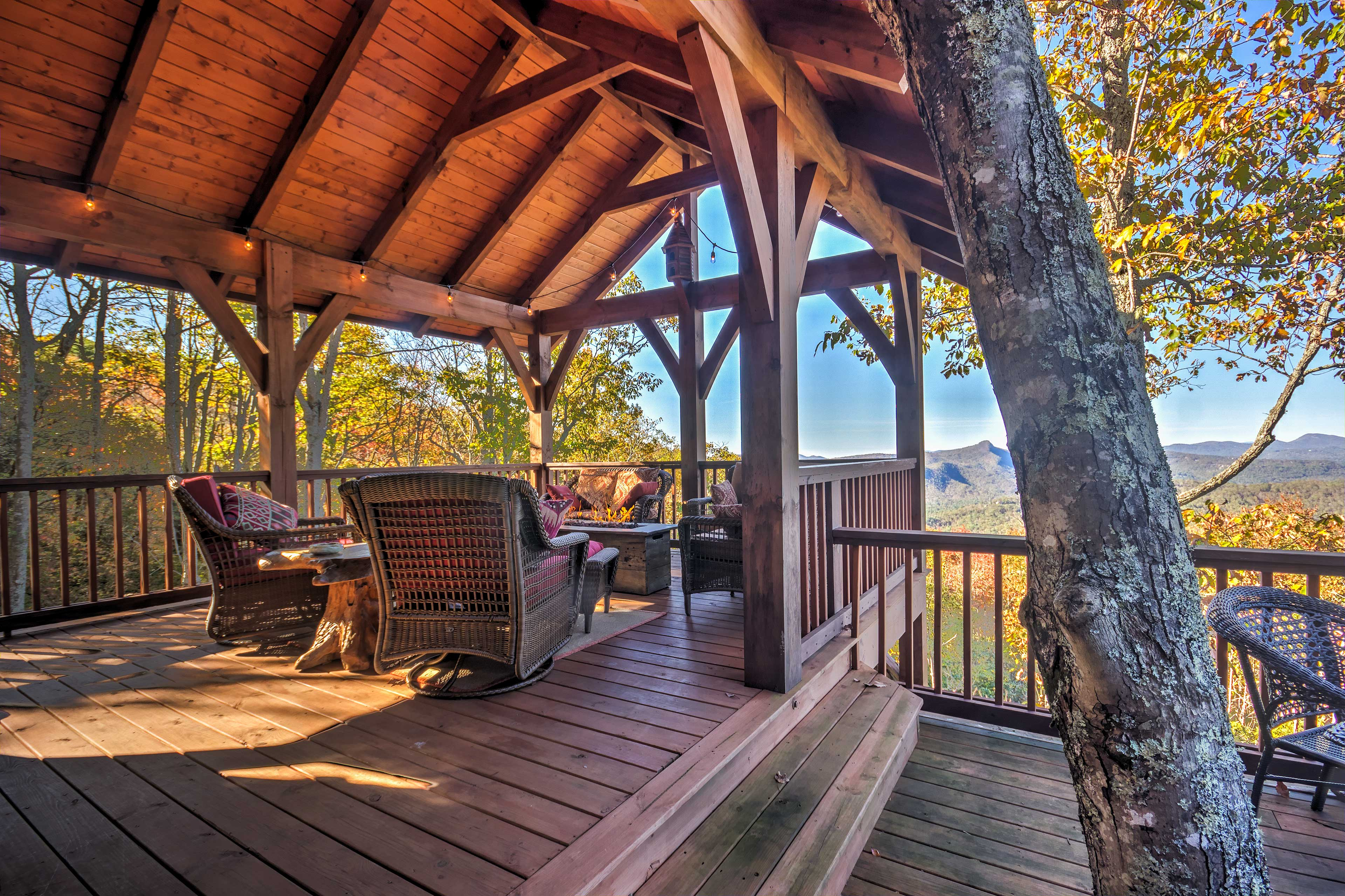 This deck will quickly become your favorite space of the house!