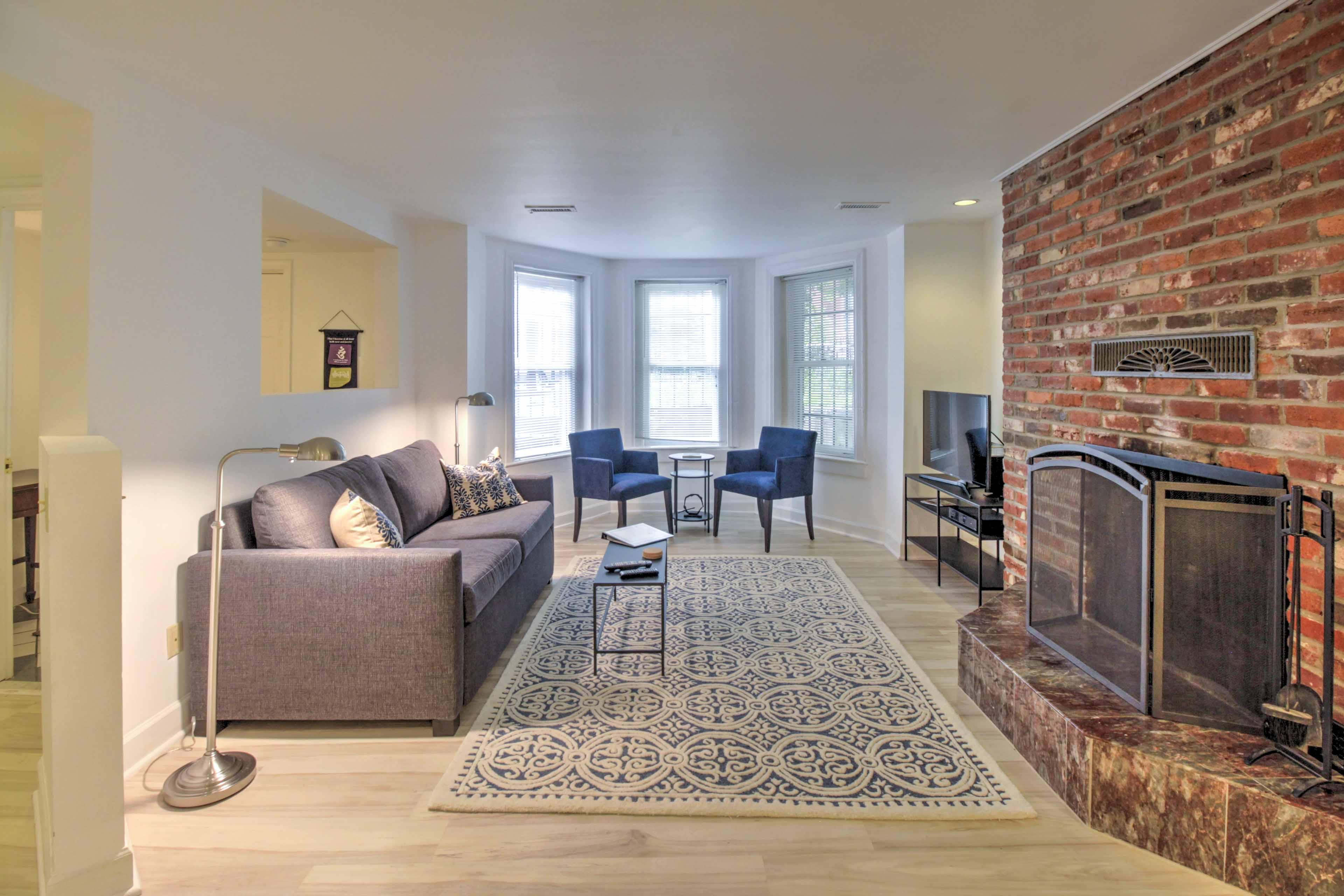 A memorable retreat awaits you at this 1-bed, 1-bath vacation rental apartment.