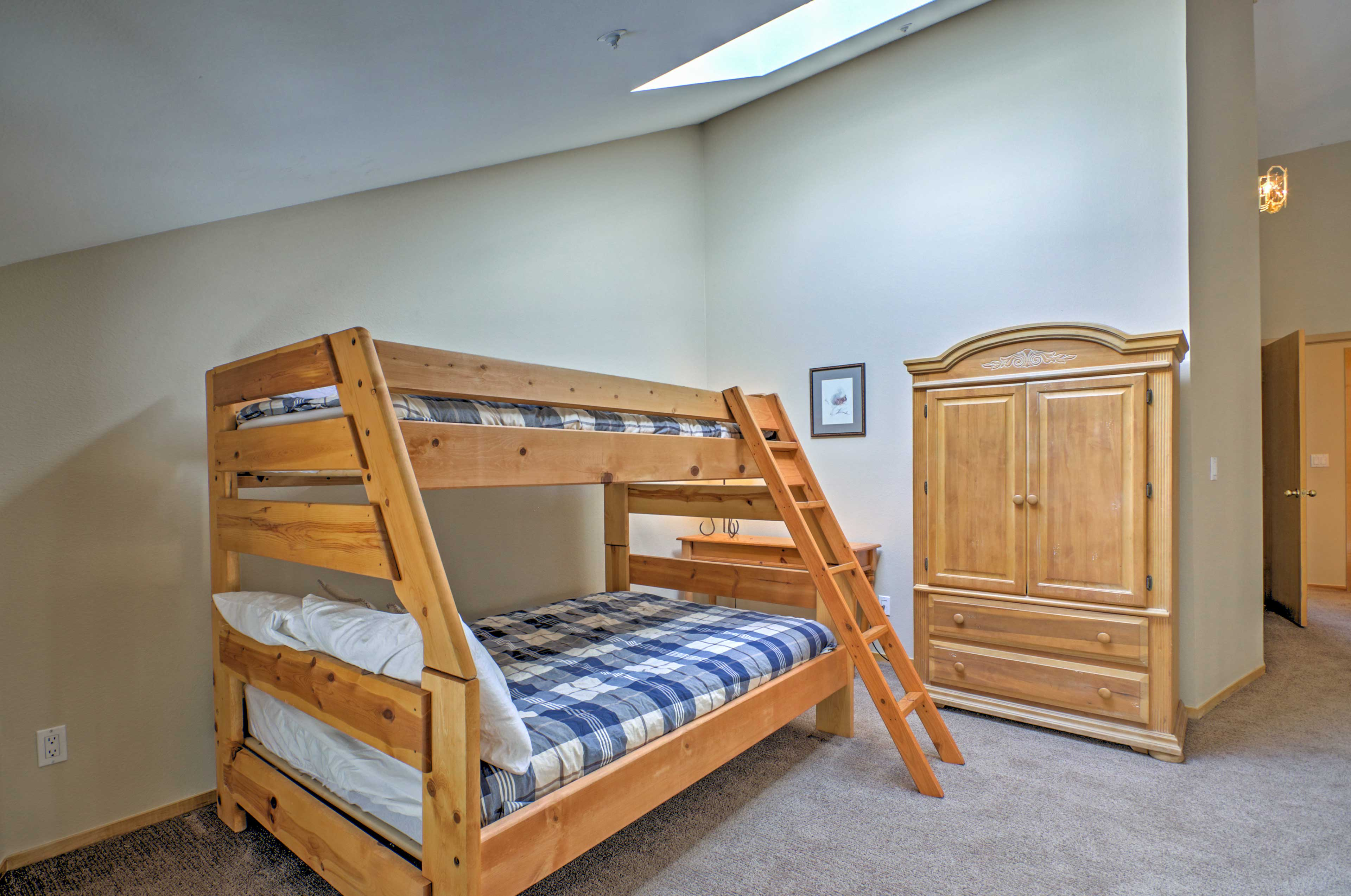 This room is great for kids!