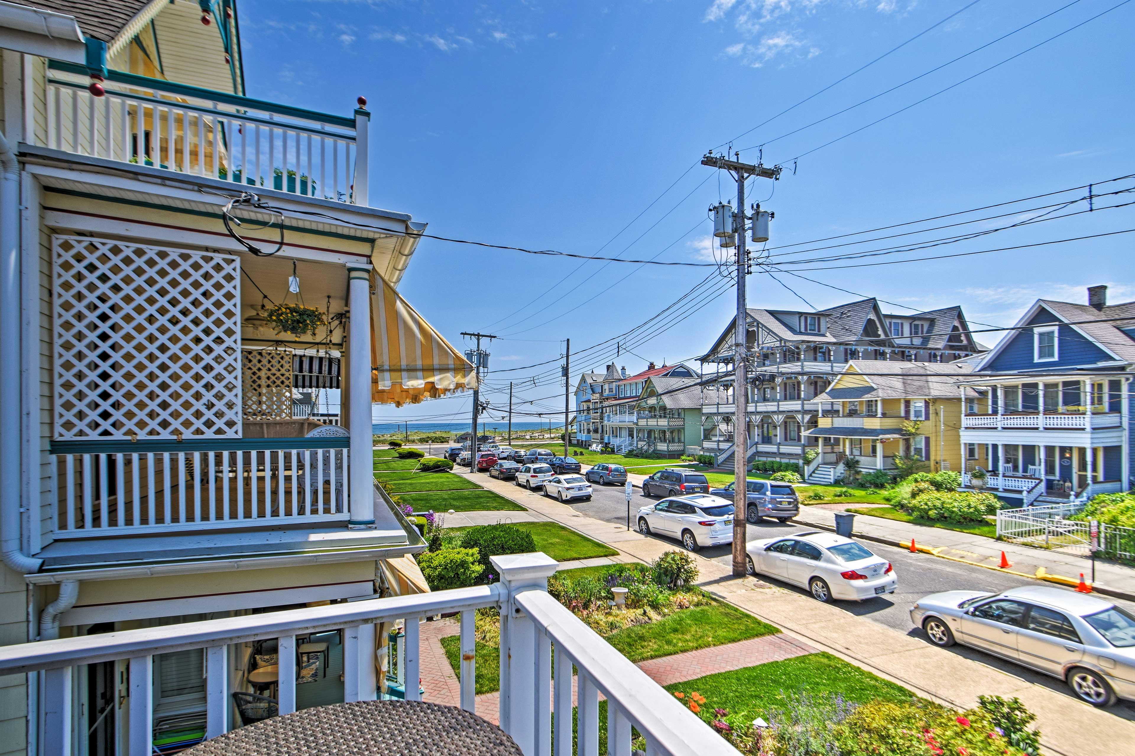 Property Exterior | Ocean View