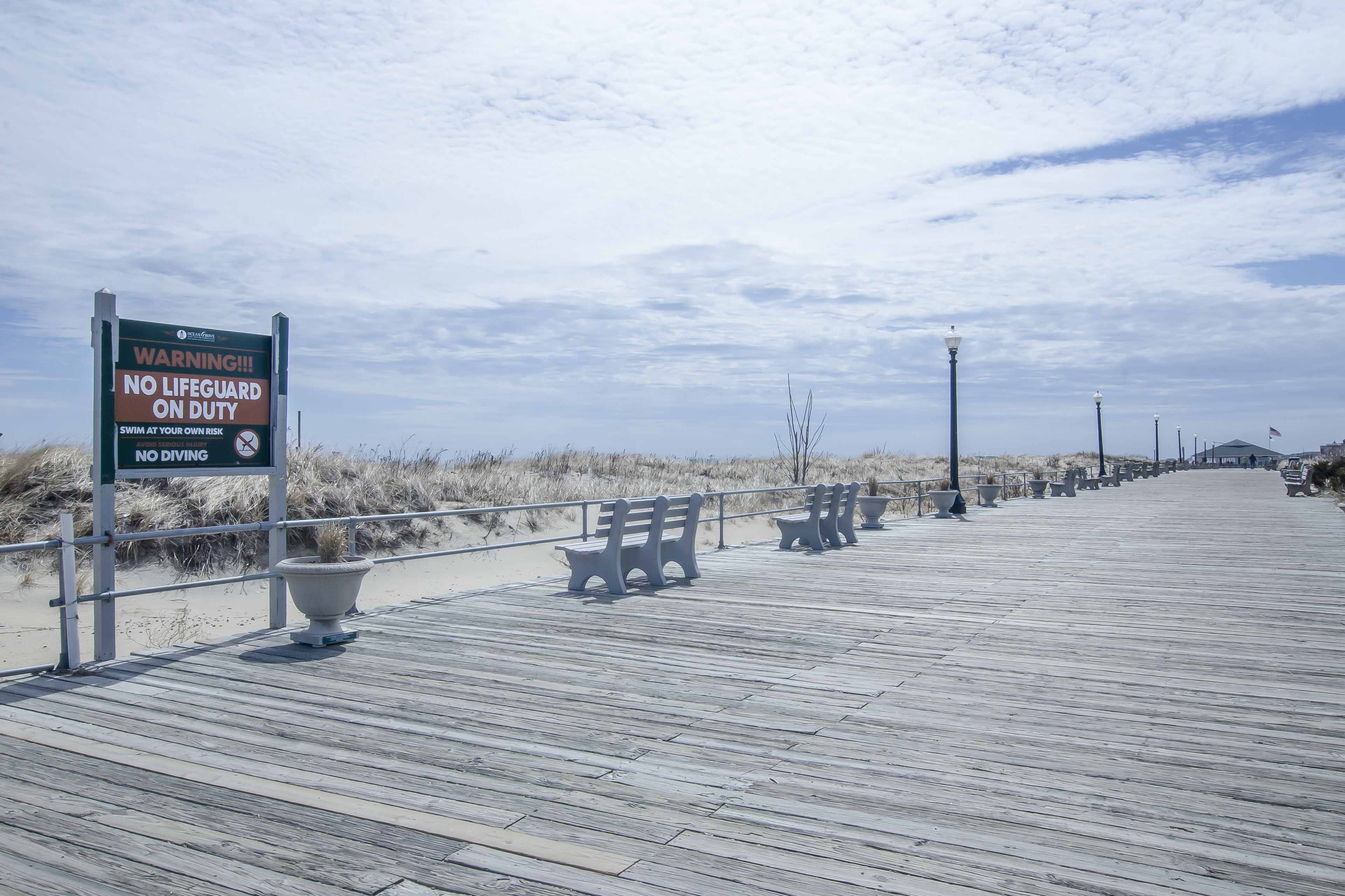 Minutes to Jersey Shore Boardwalk