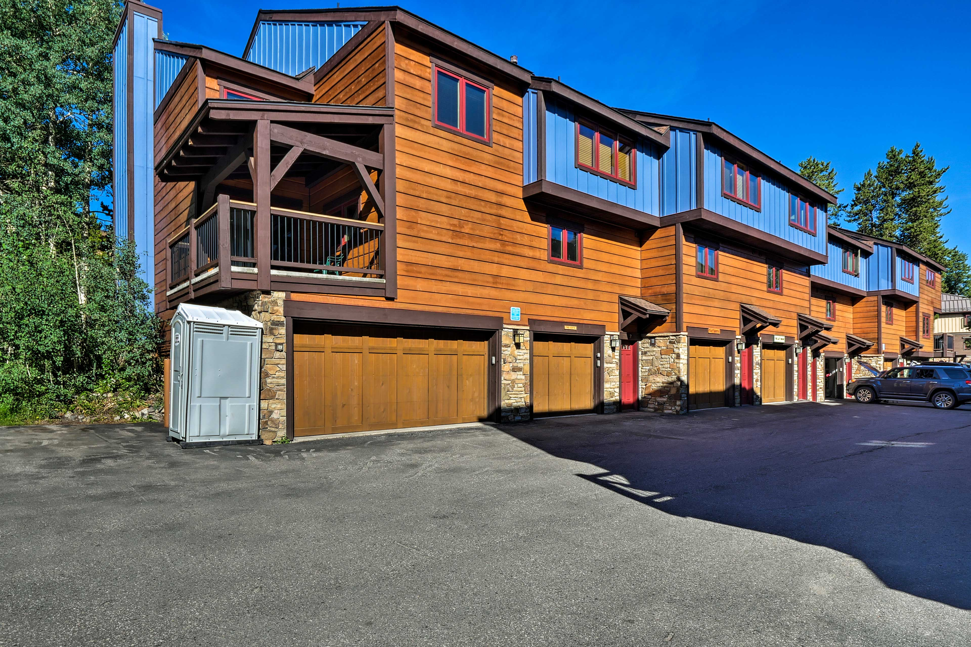 This Breck condo is the perfect choice for your upcoming Rocky Mountain retreat!