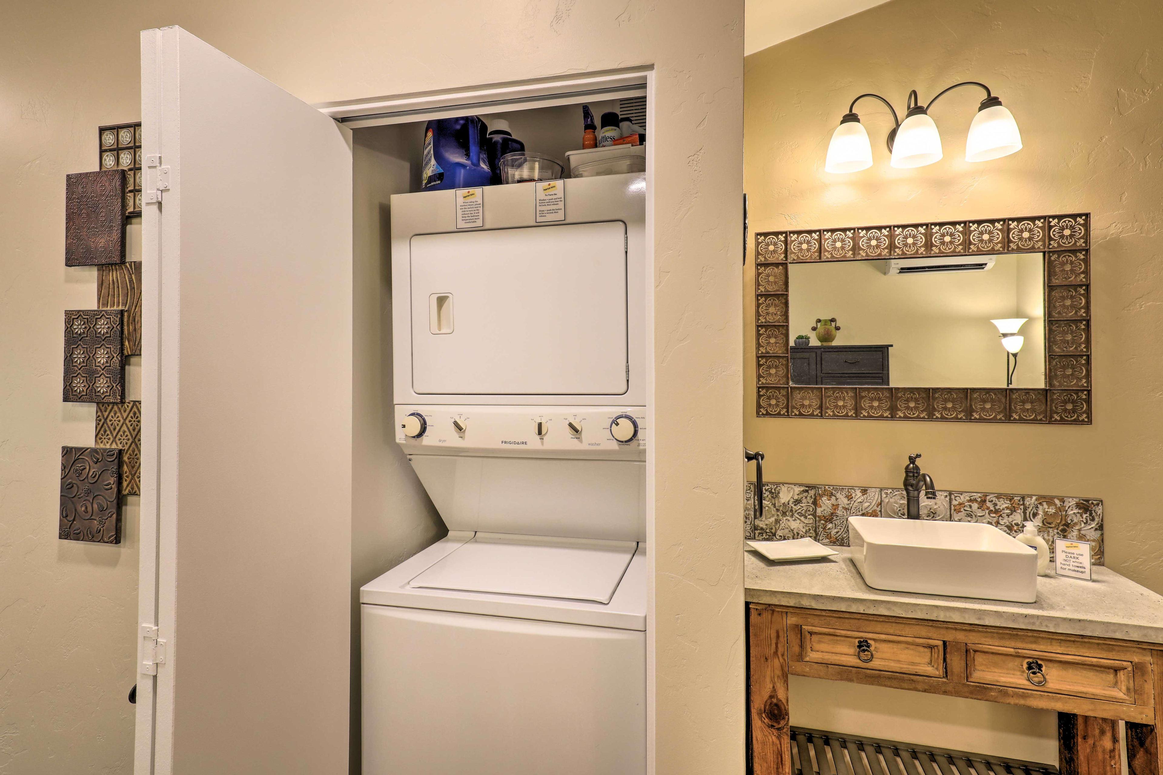 Bedroom 3 | Washer/Dryer