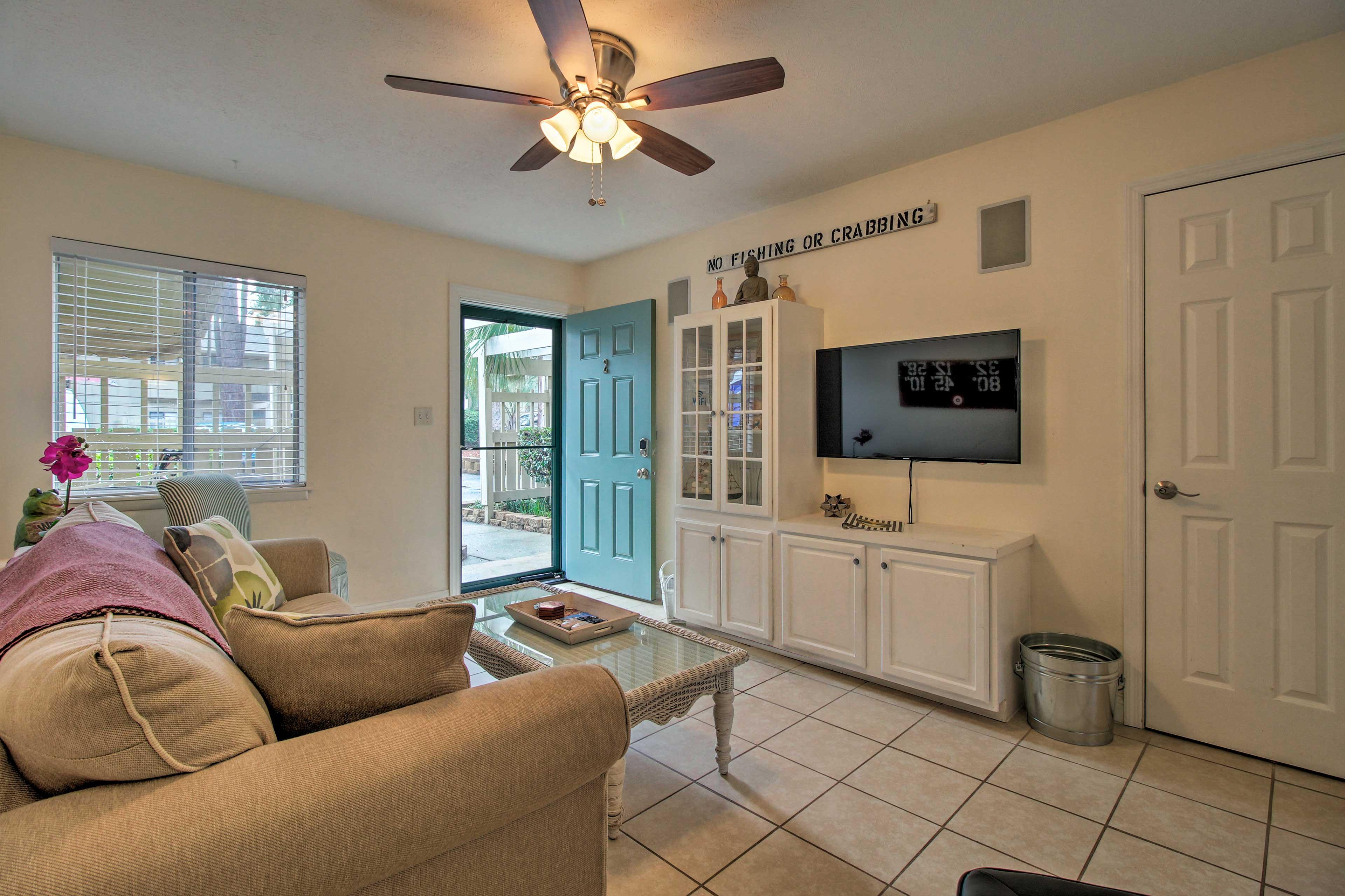 Hilton Head Vacation Rental Villa   2BR   1BA   1 Story   900 Sq Ft