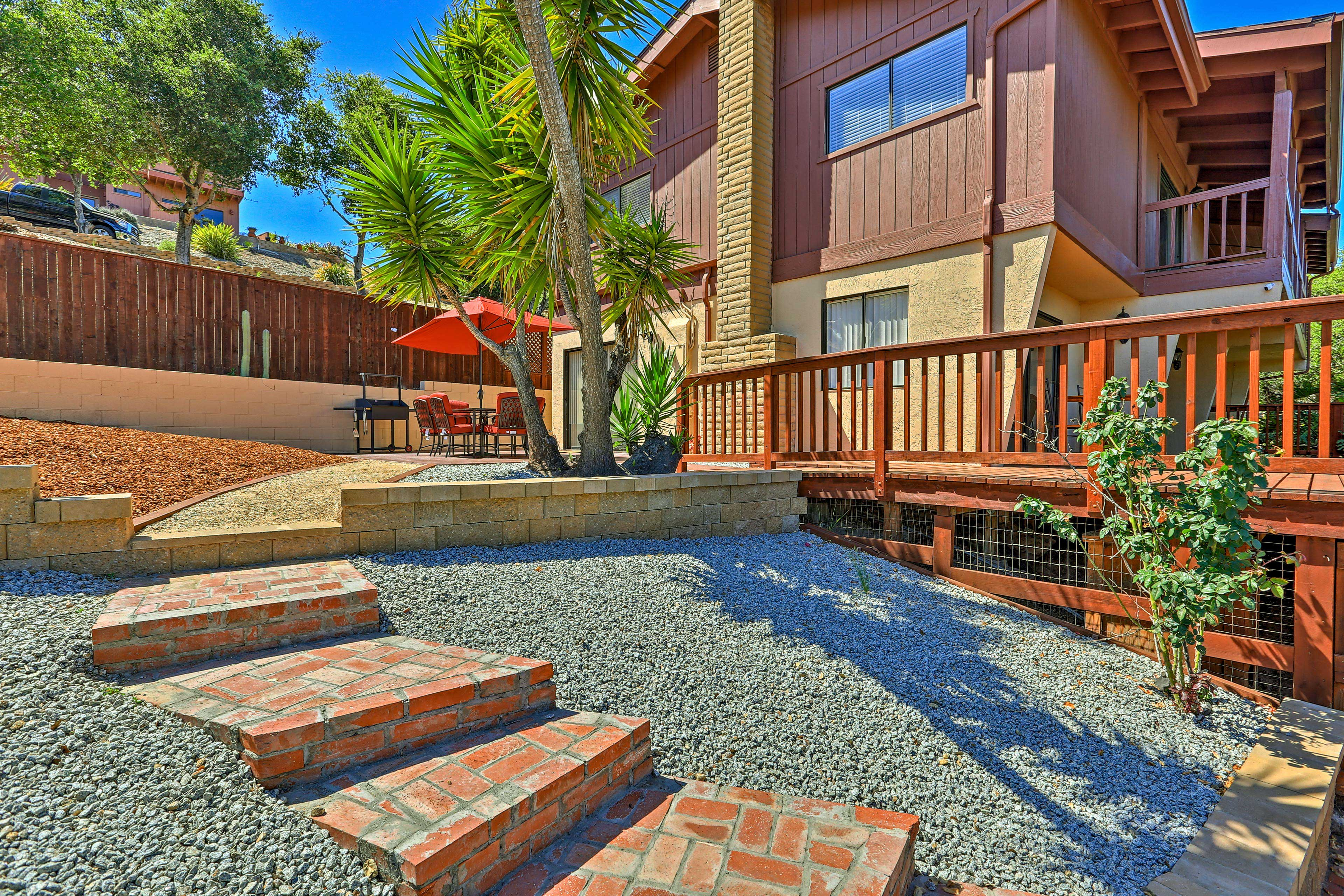 Elevate your Arroya Grande holiday at this 3-bedroom, 2.5 bath vacation rental!