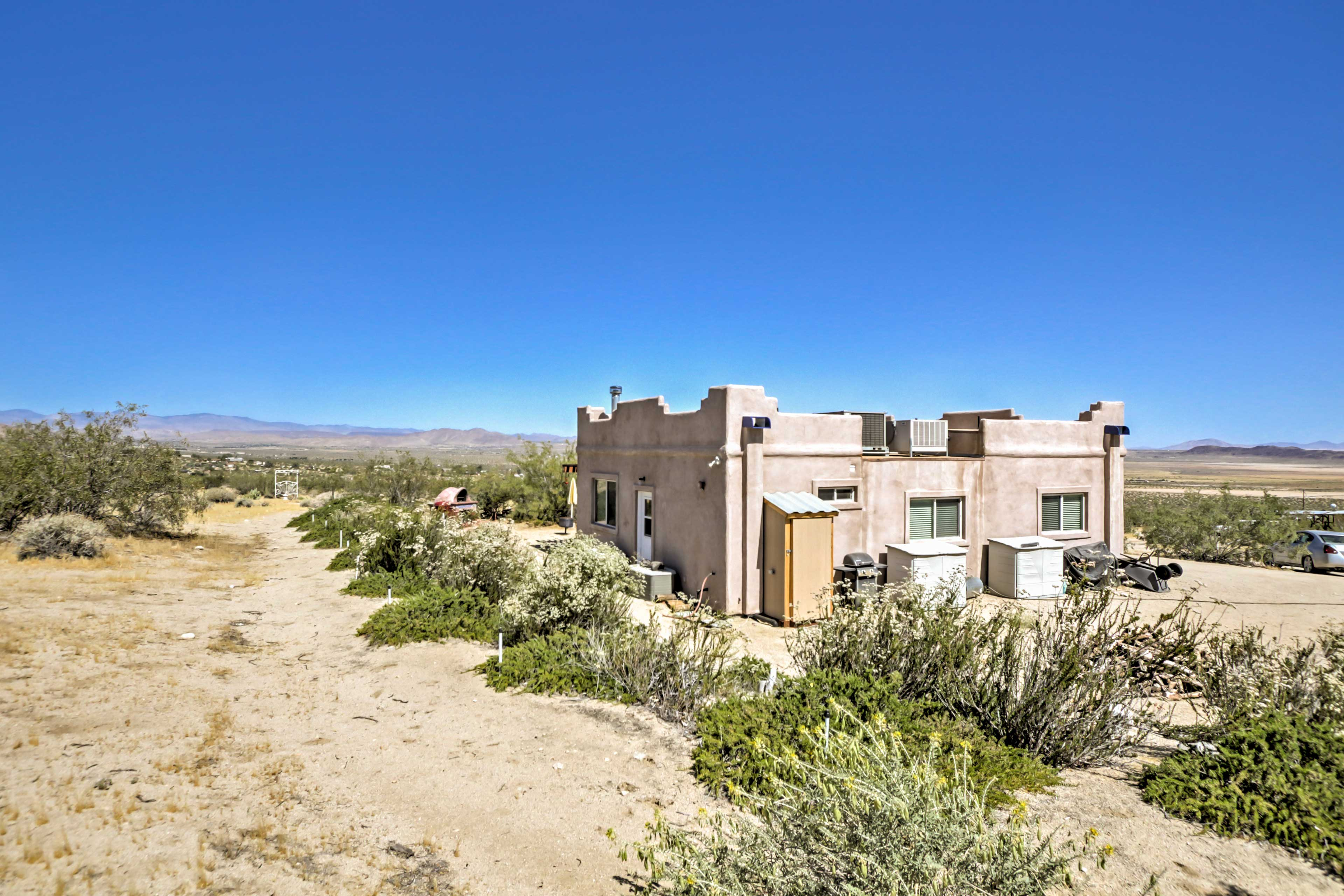 For the ultimate California getaway, book this unique vacation rental house!