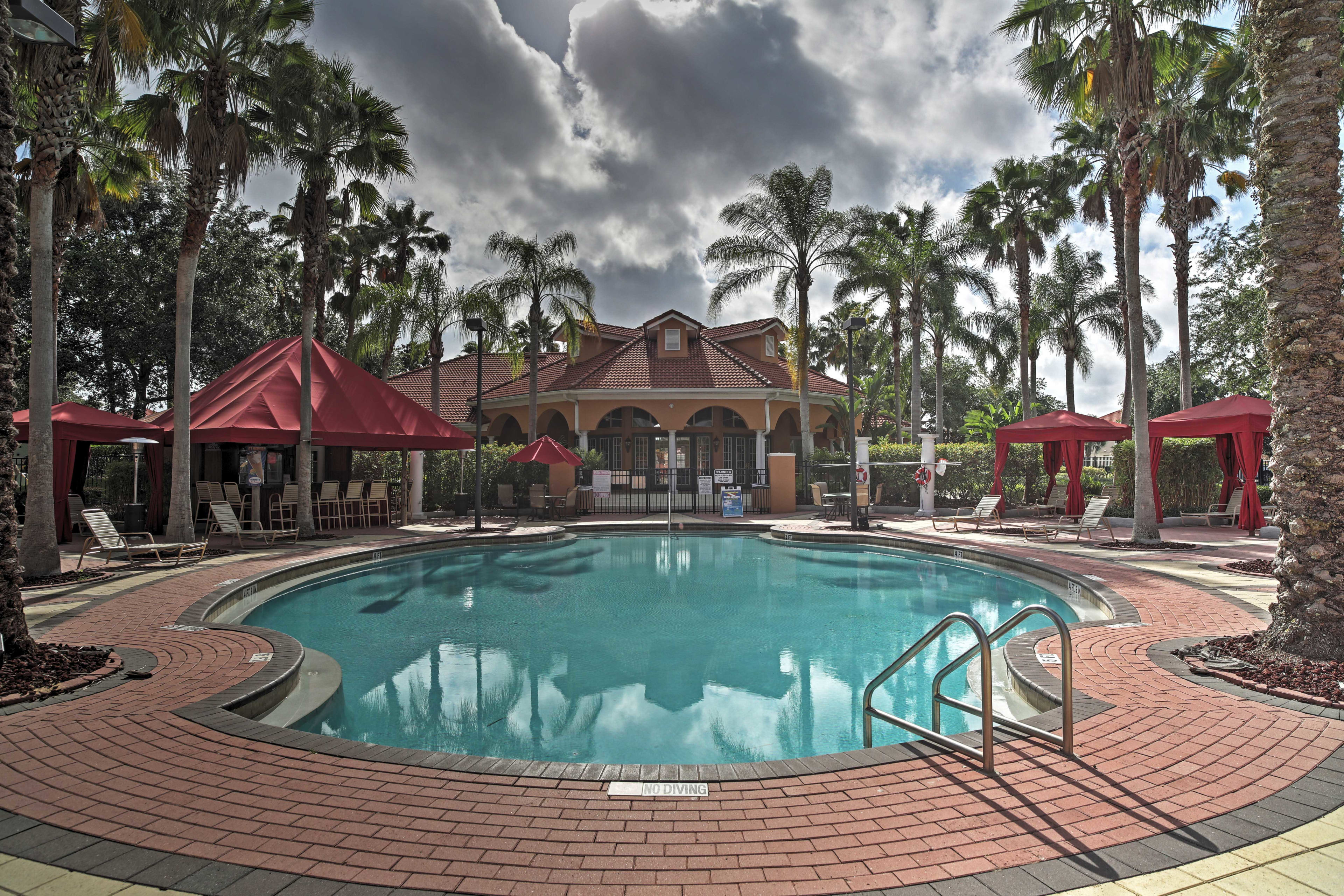 Take advantage of all the luxurious Solana Resort amenities during your stay.