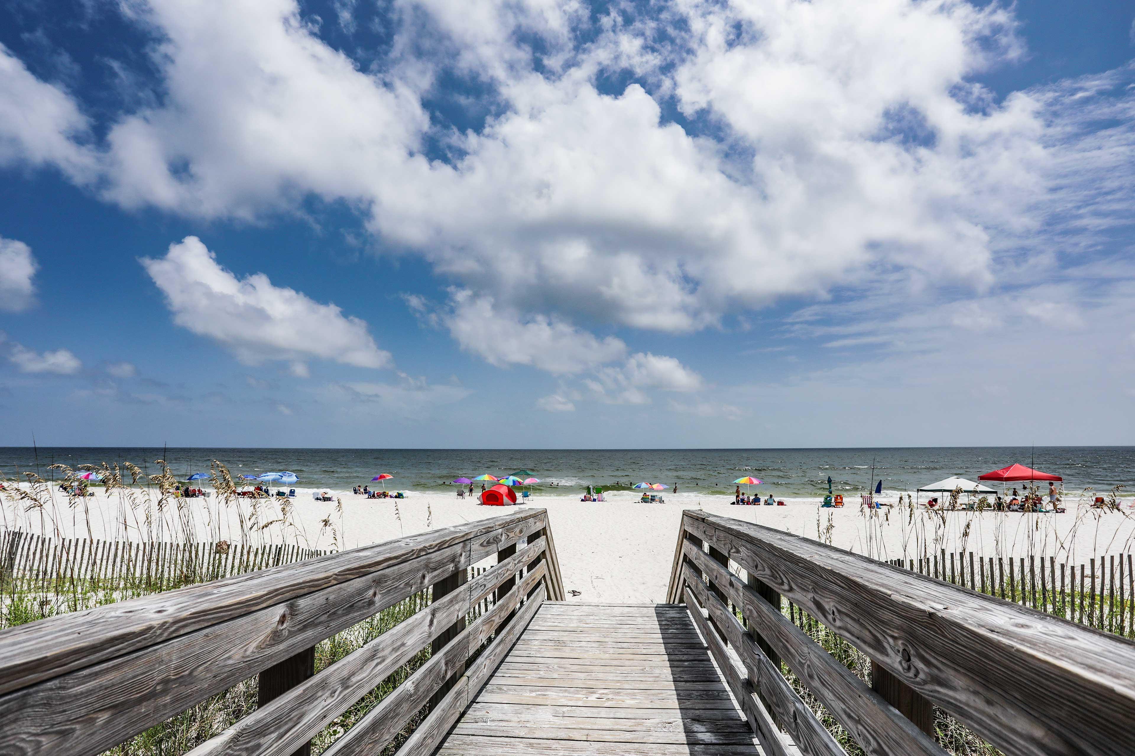 Private Beach Access | Steps Away