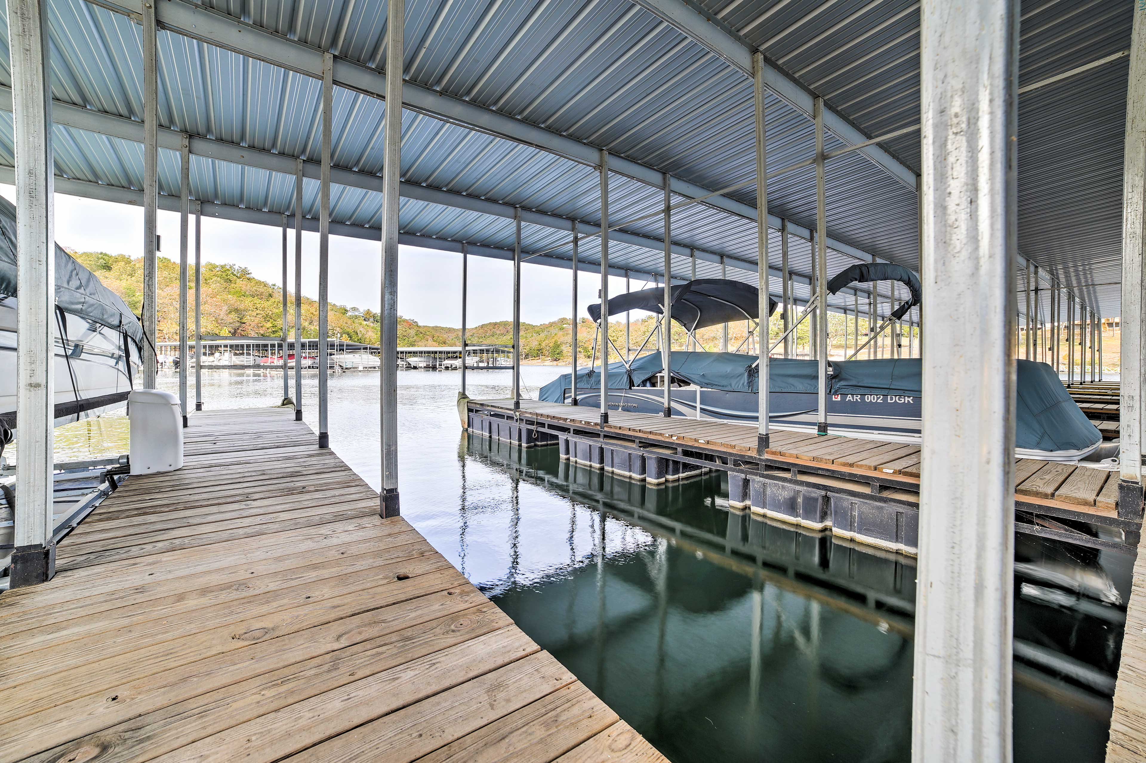 Lakeside activities are not far with the proximity to the Indian Point Marina