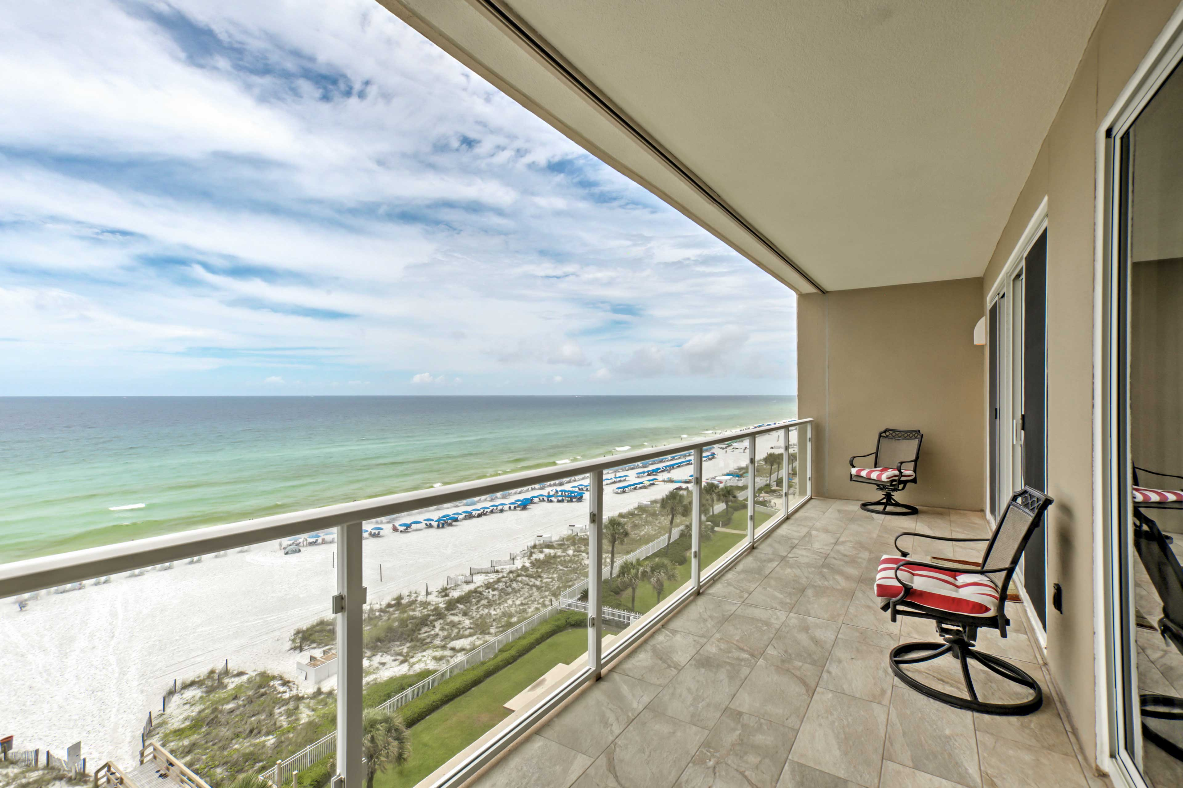 This beach-themed condo is perfect for the whole family!