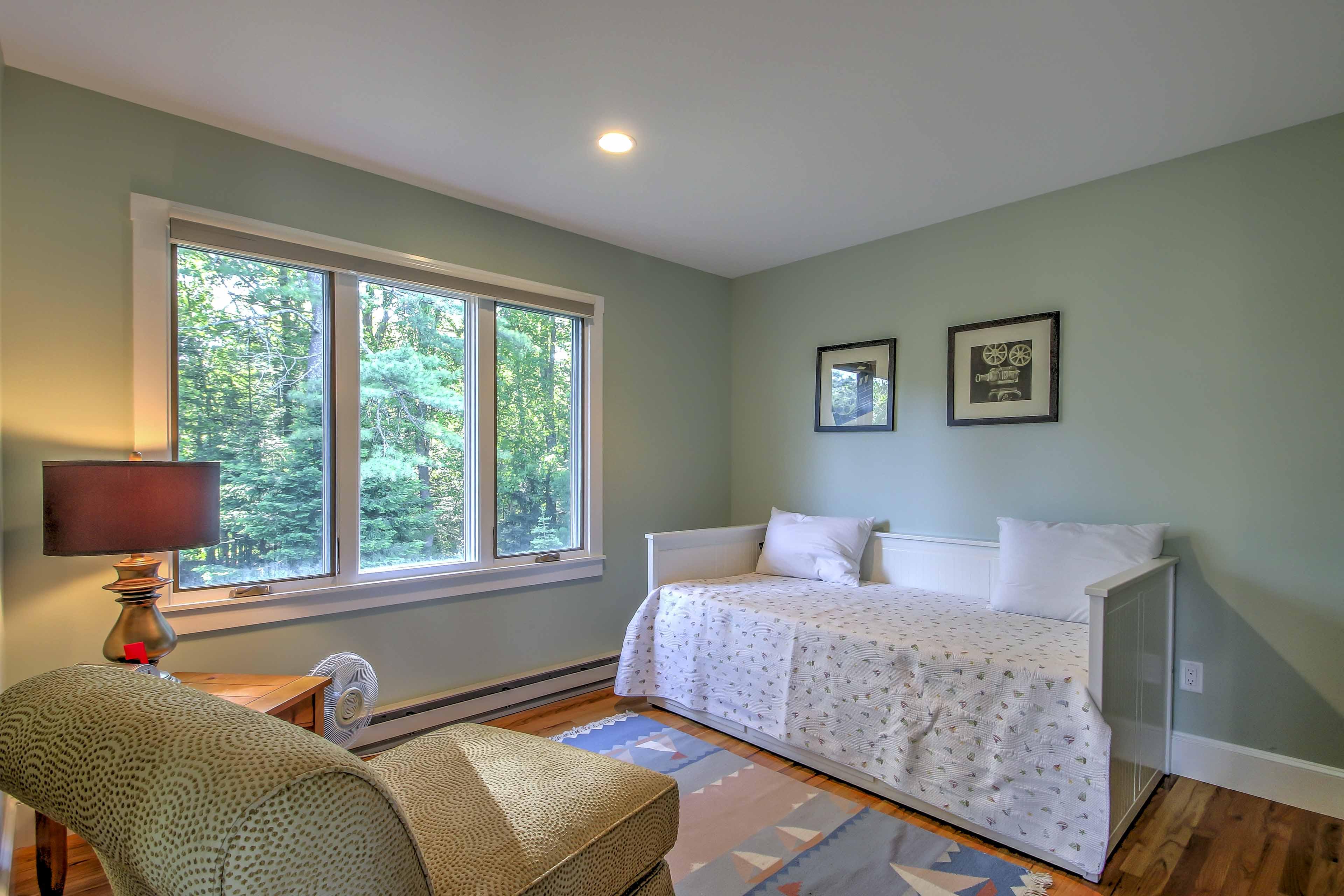 Enjoy great views through each window!