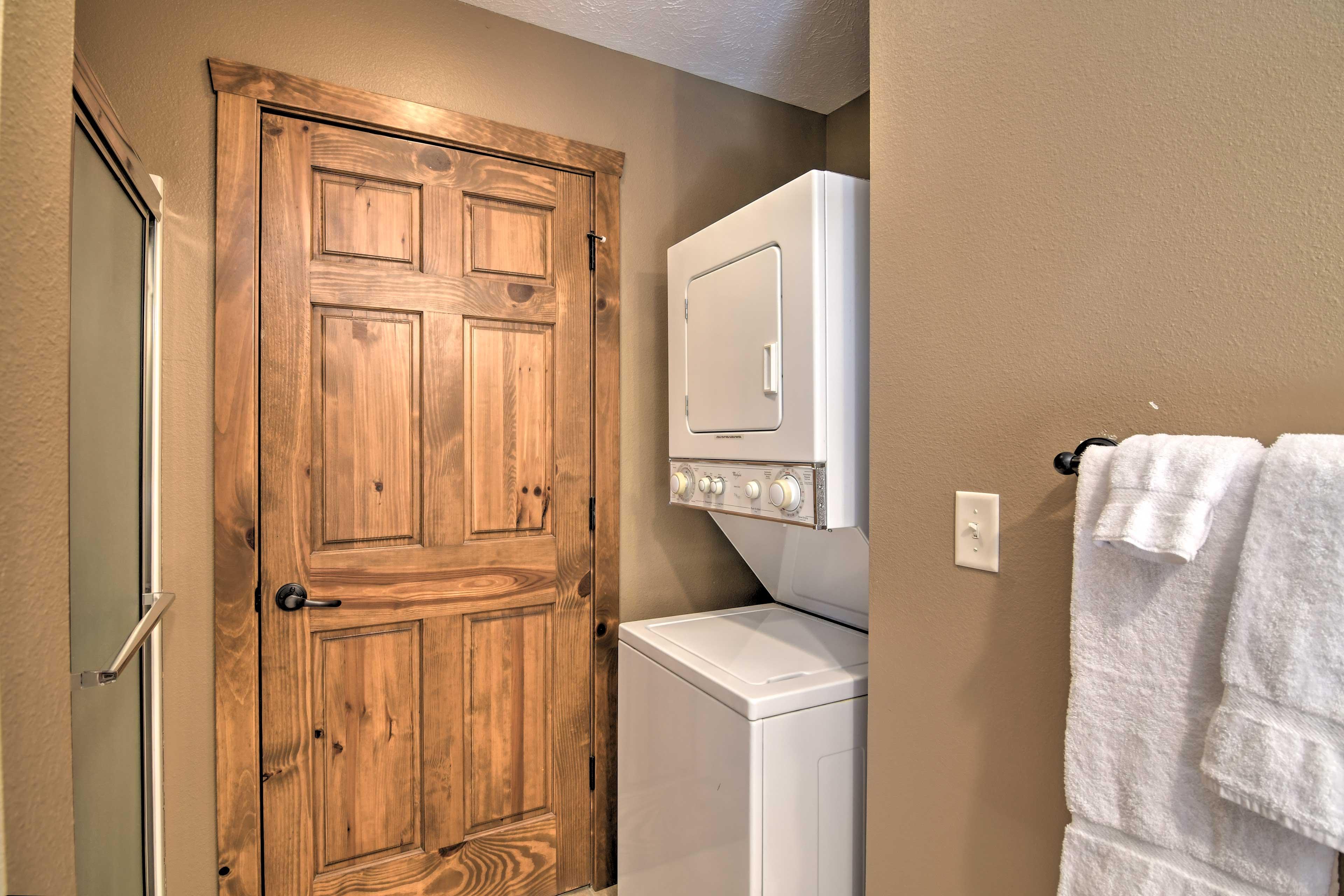 Full Bathroom   Washer/Dryer