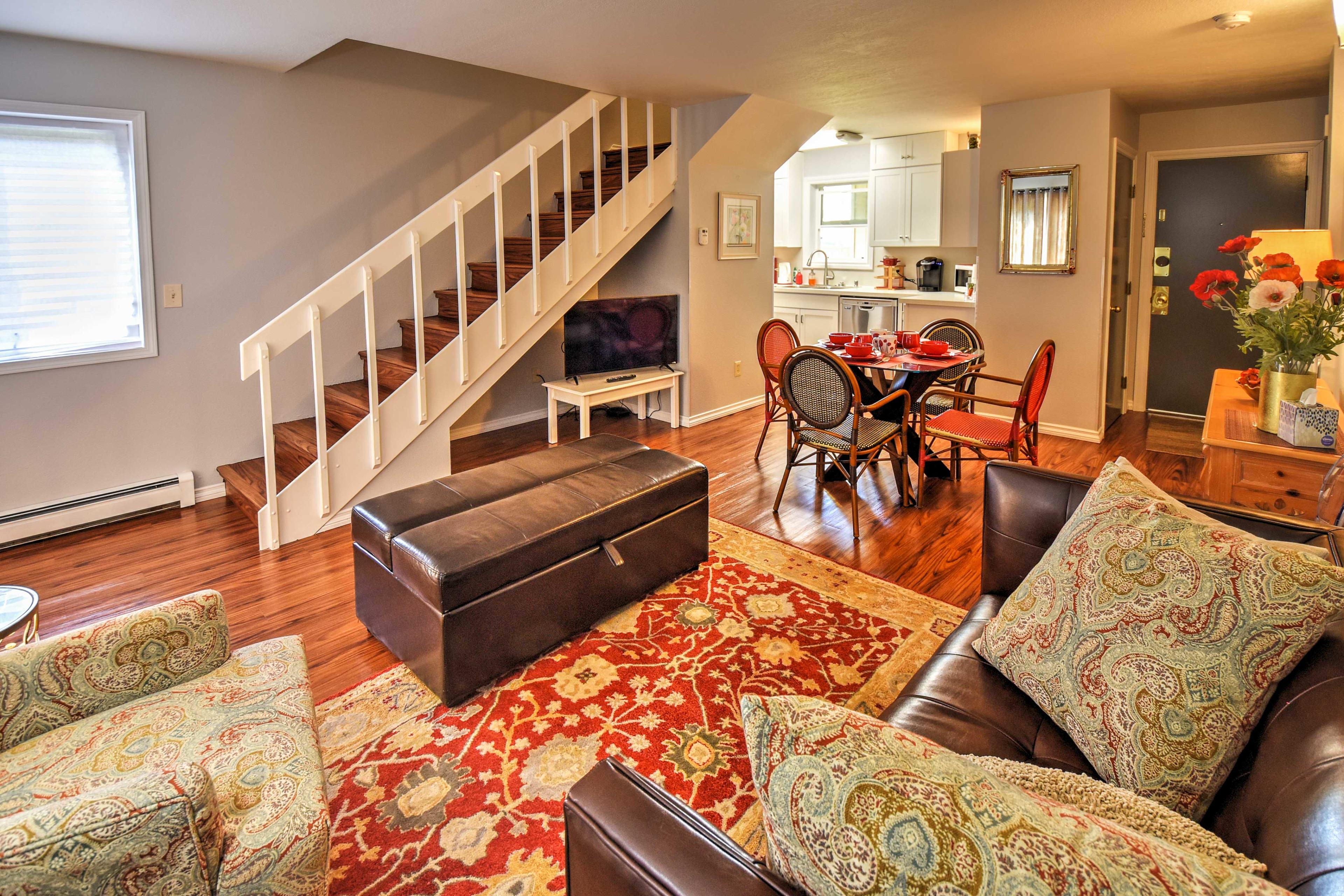 Discover your next Alaska getaway at this vacation rental apartment.