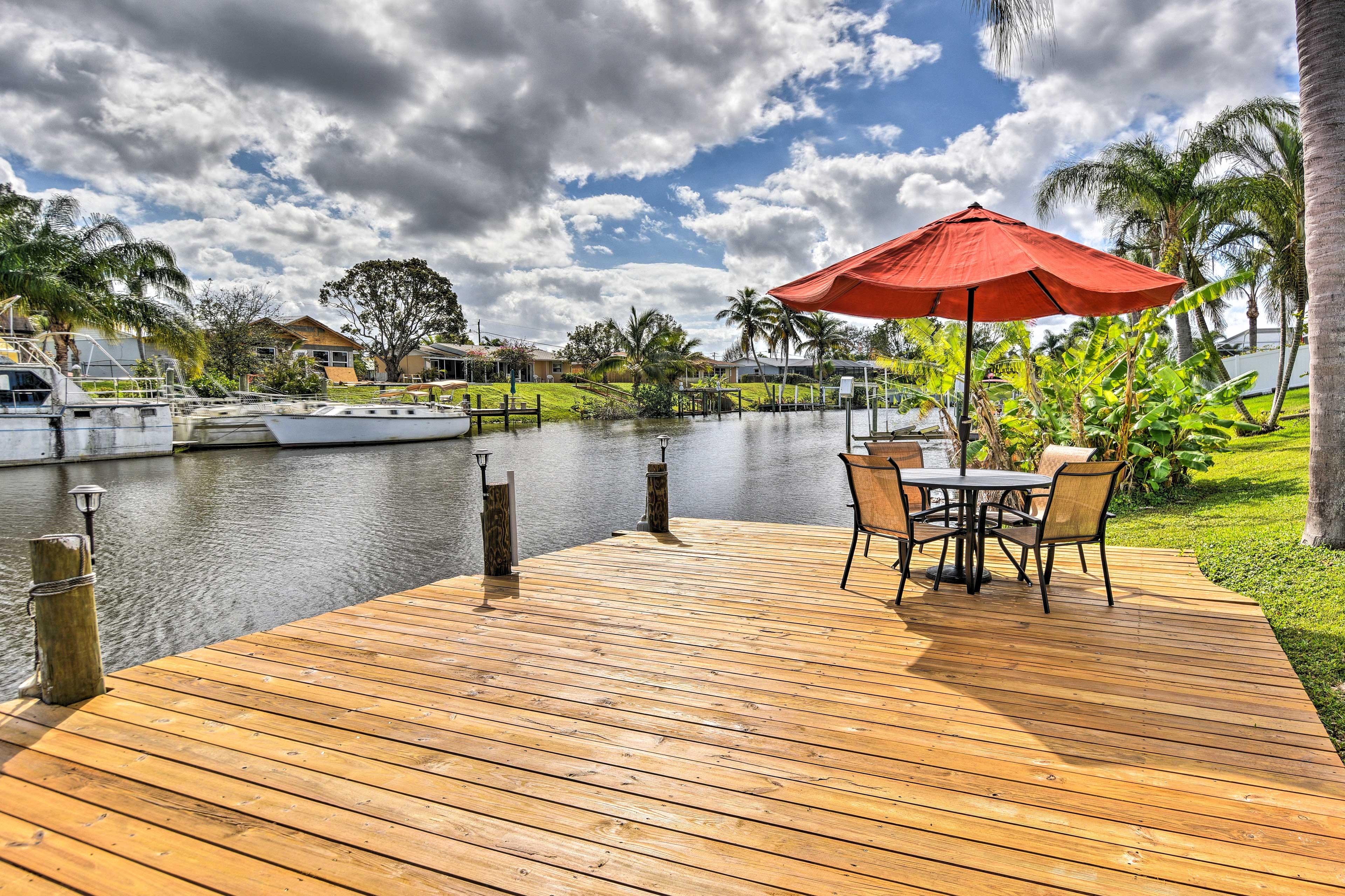 Your Port St. Lucie destination awaits!