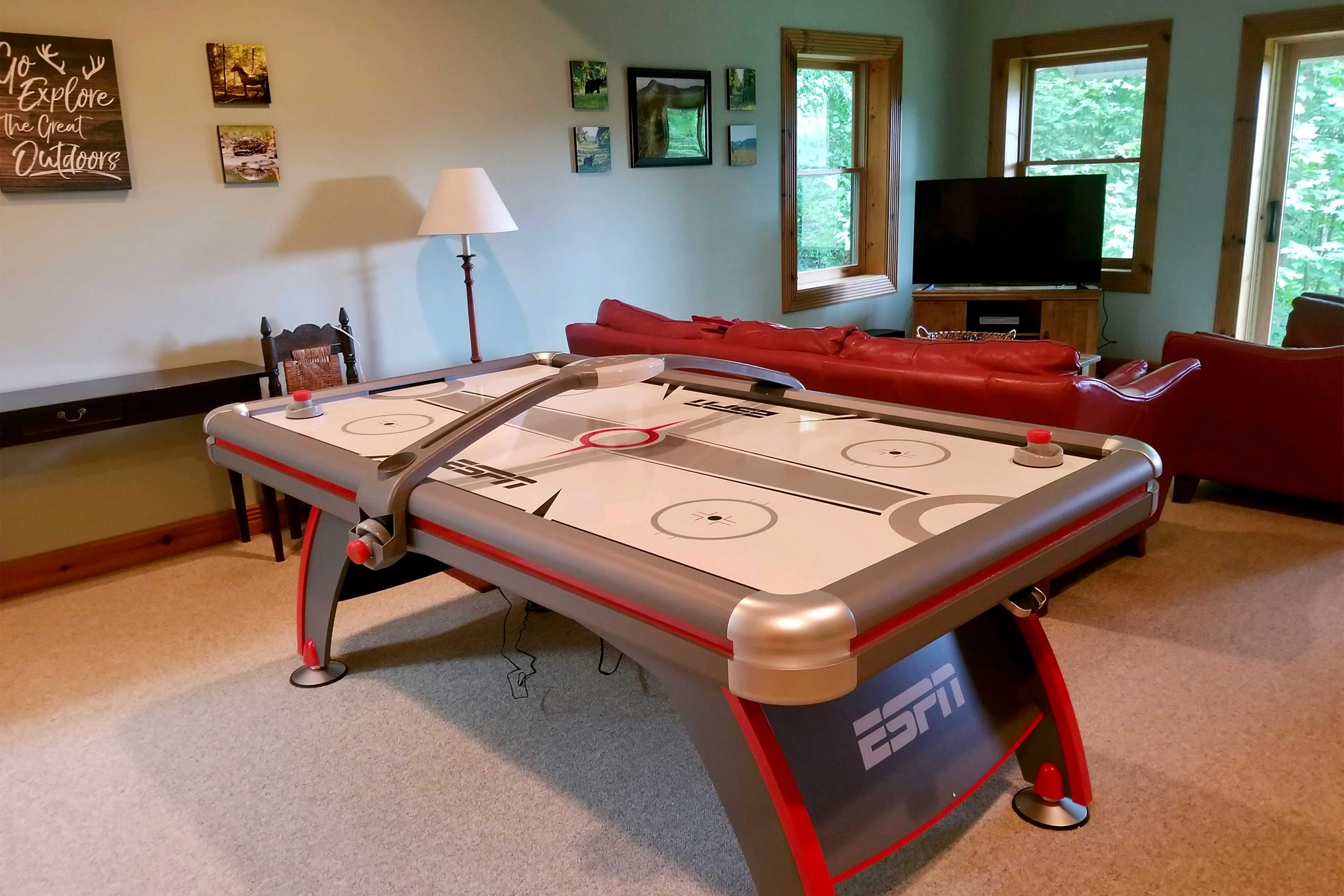 Game Room | Air Hockey Table
