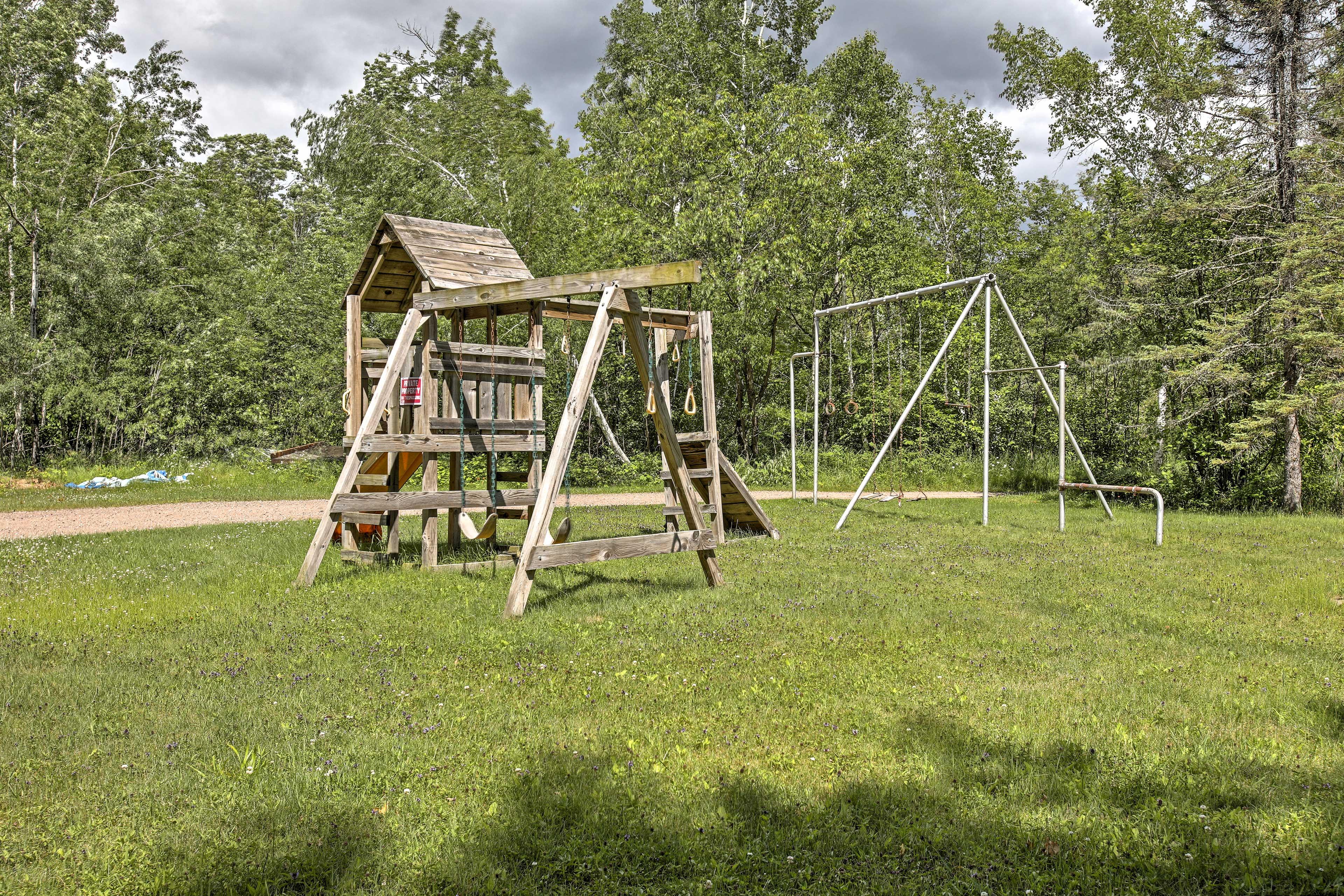 Resort Grounds | Playground