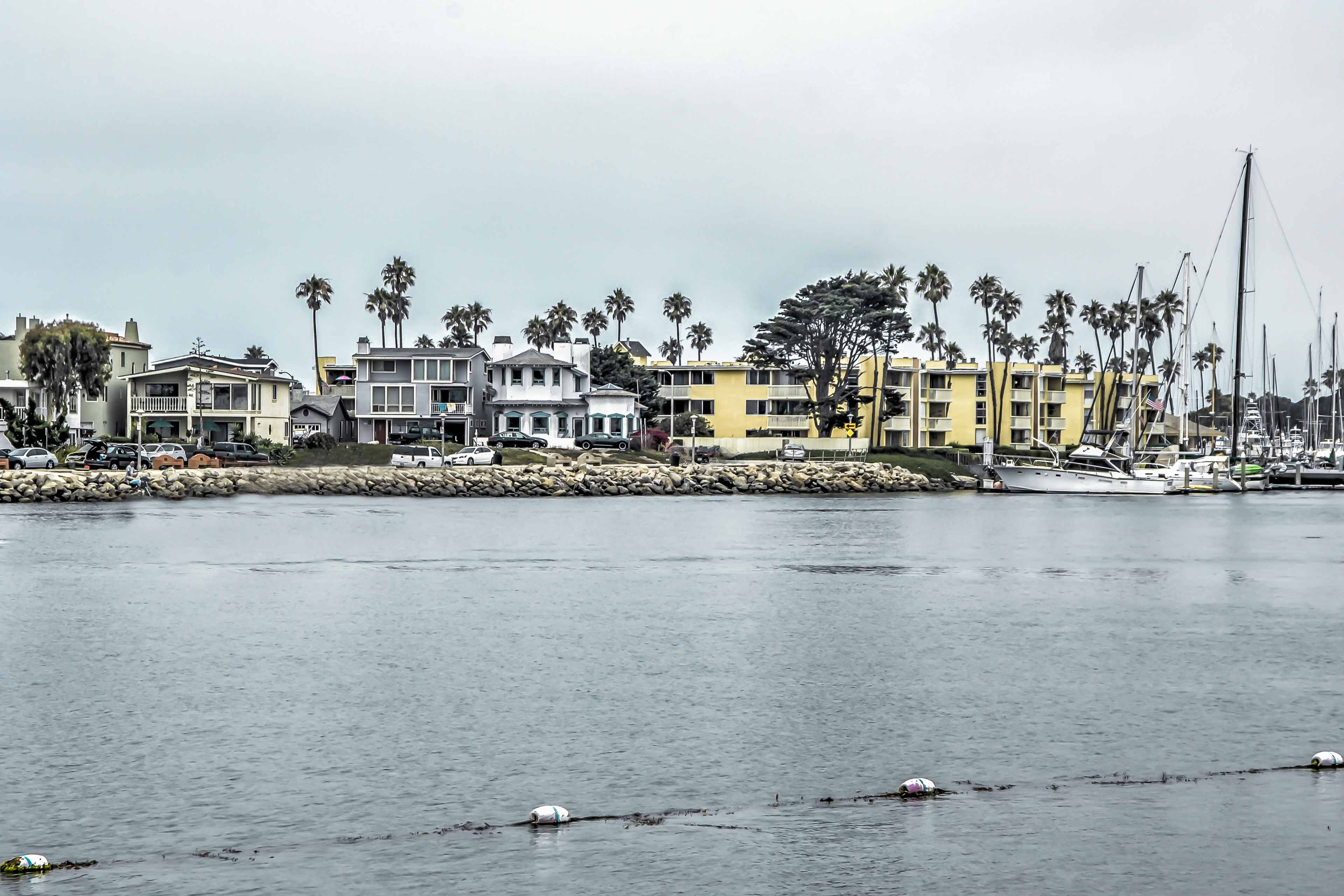 The Channel Islands Harbor offers fantastic dining, shopping and water sports.