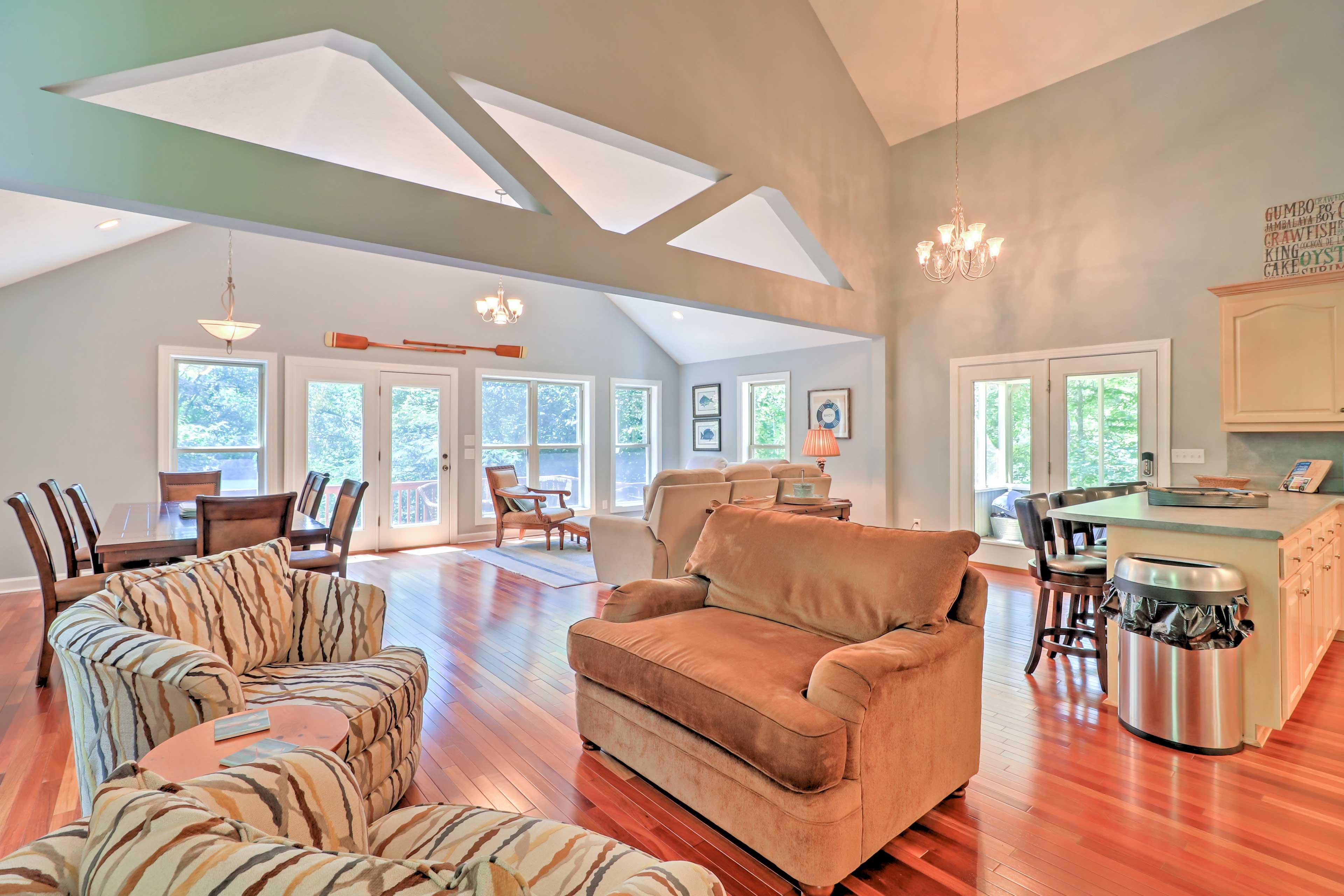 Living Room | Updated Interior