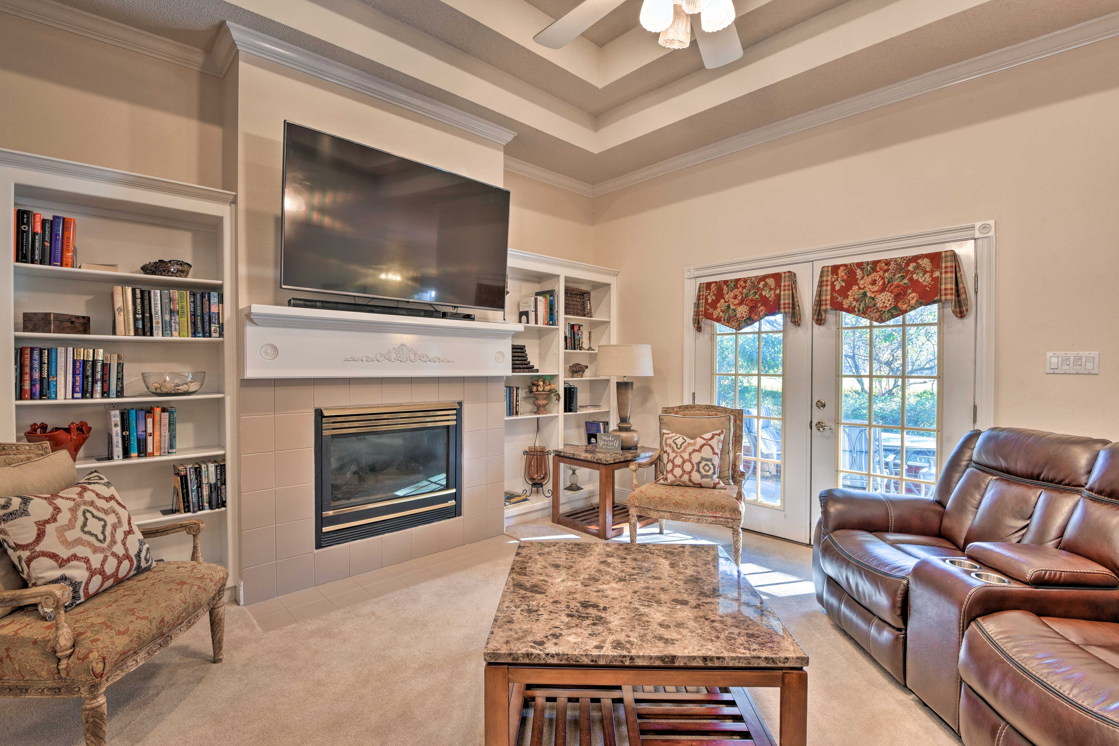 This home is ideal for a group of up to 7 guests.