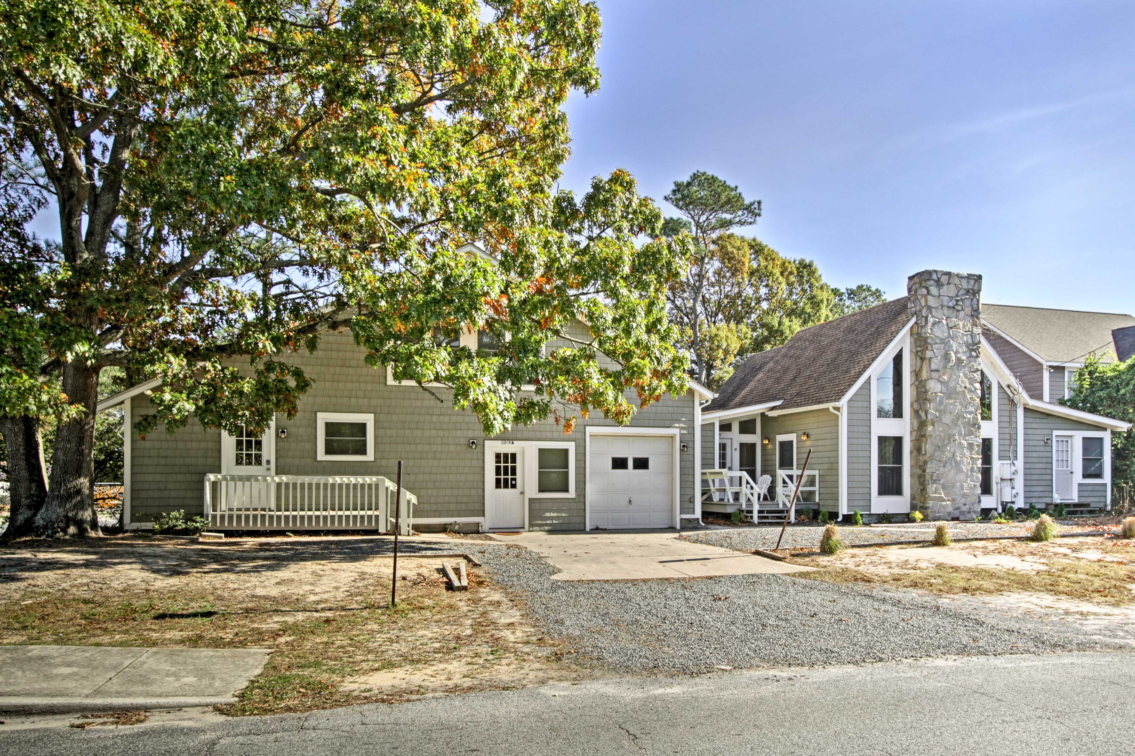 This Dewey Beach home is the perfect destination for your next coastal getaway!