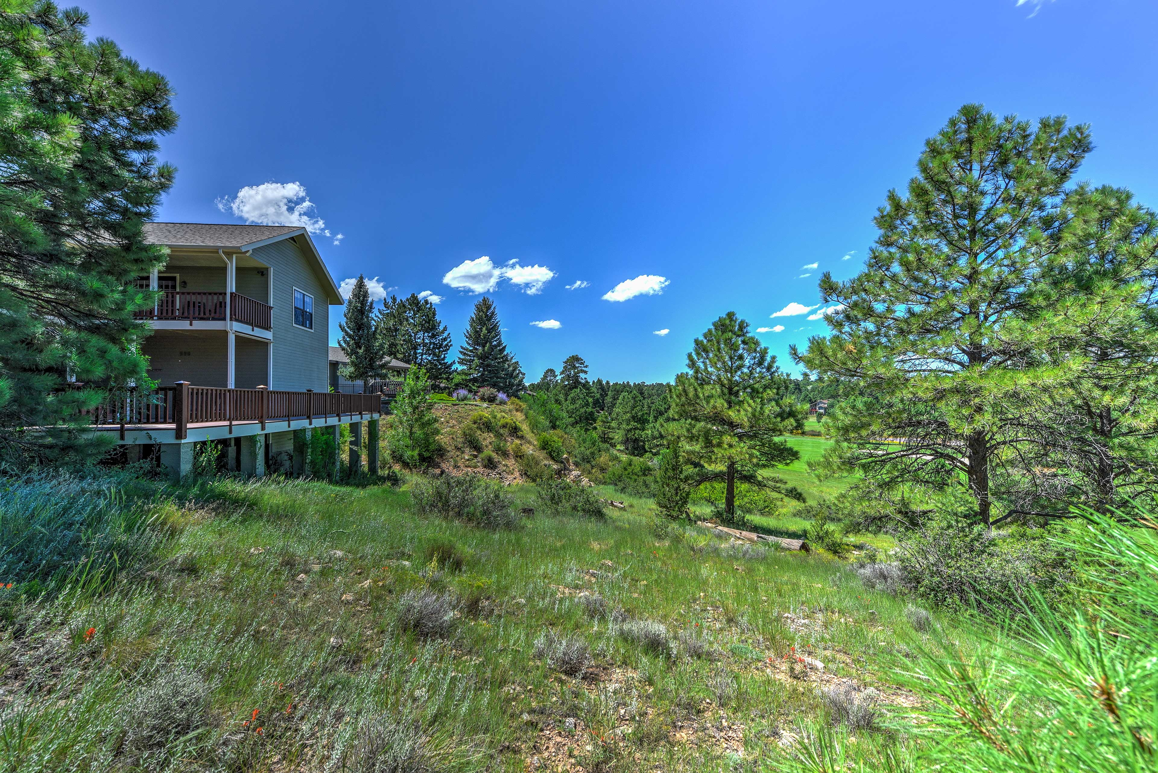 You may never want to leave this vacation rental!