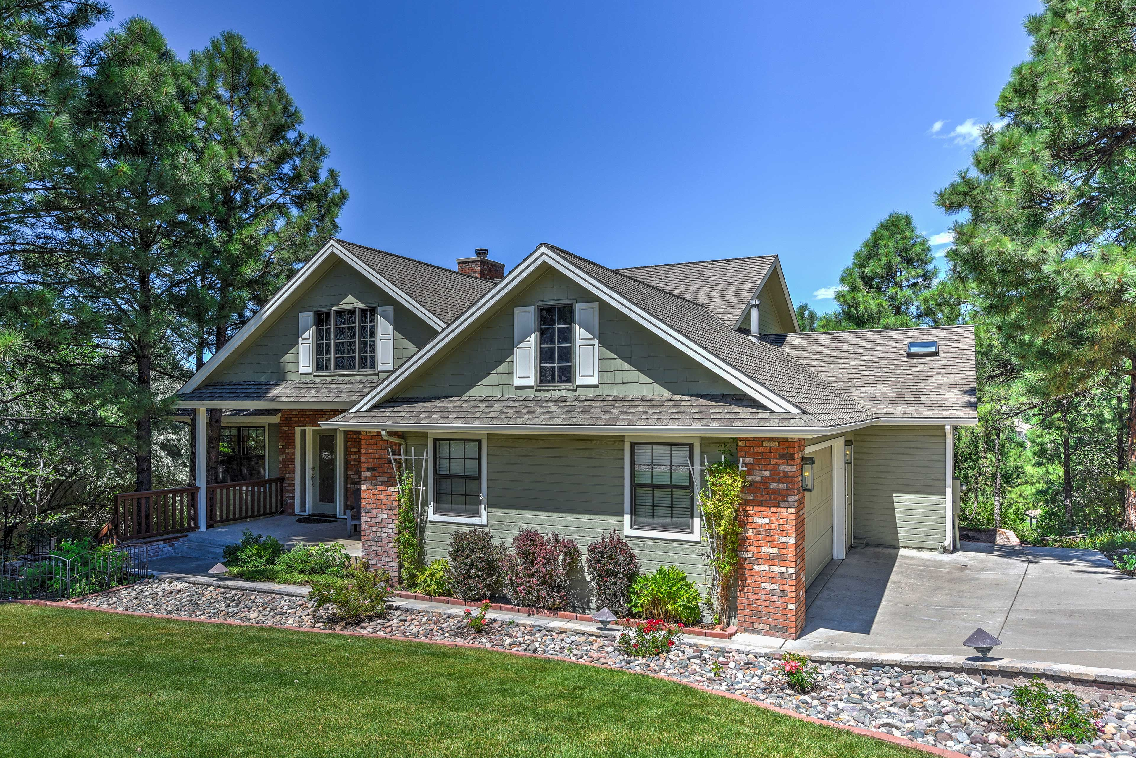 With million dollar views and a prime location, this Flagstaff home has it all!