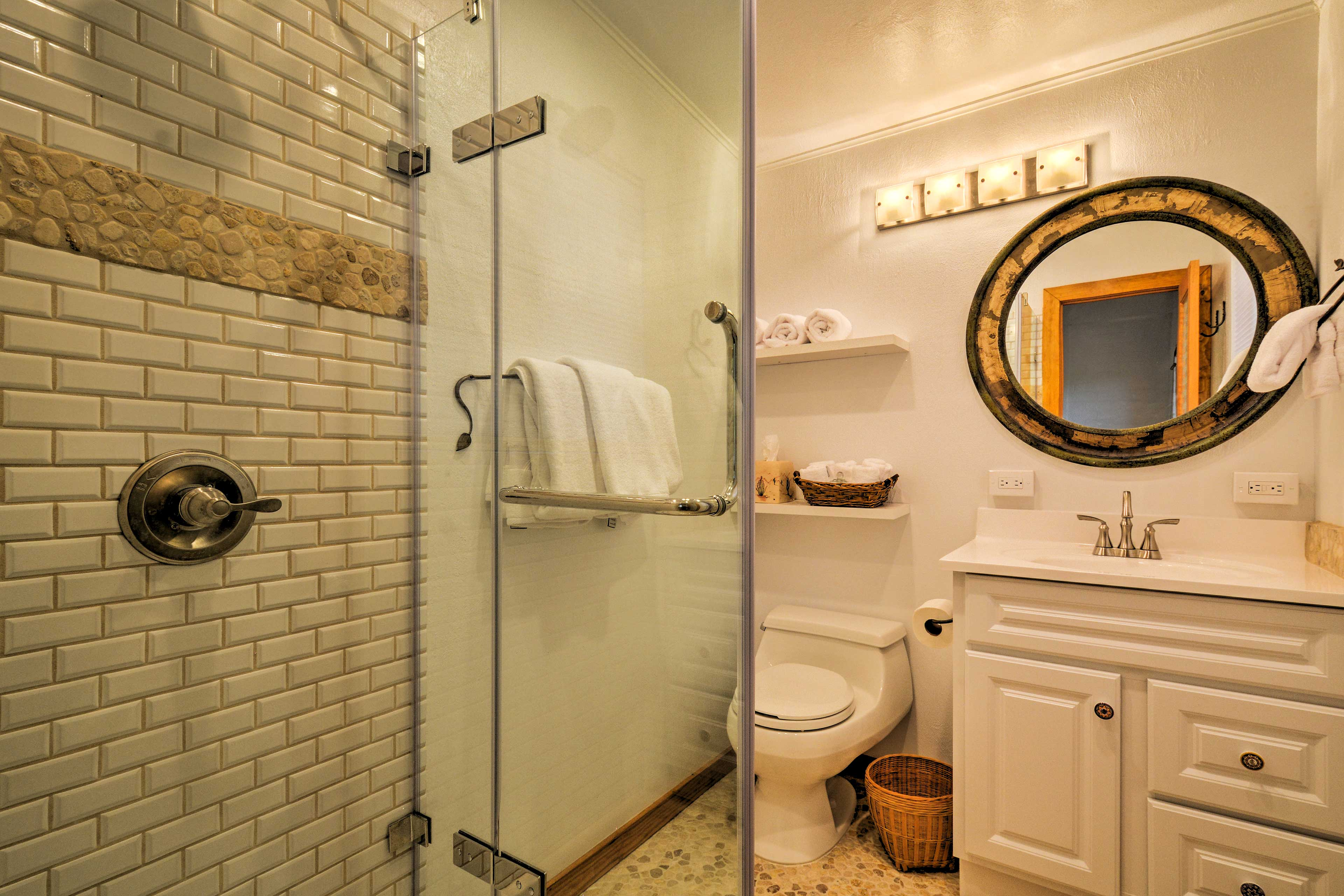Master Bathroom | En-Suite Bathroom | Updated Amenities