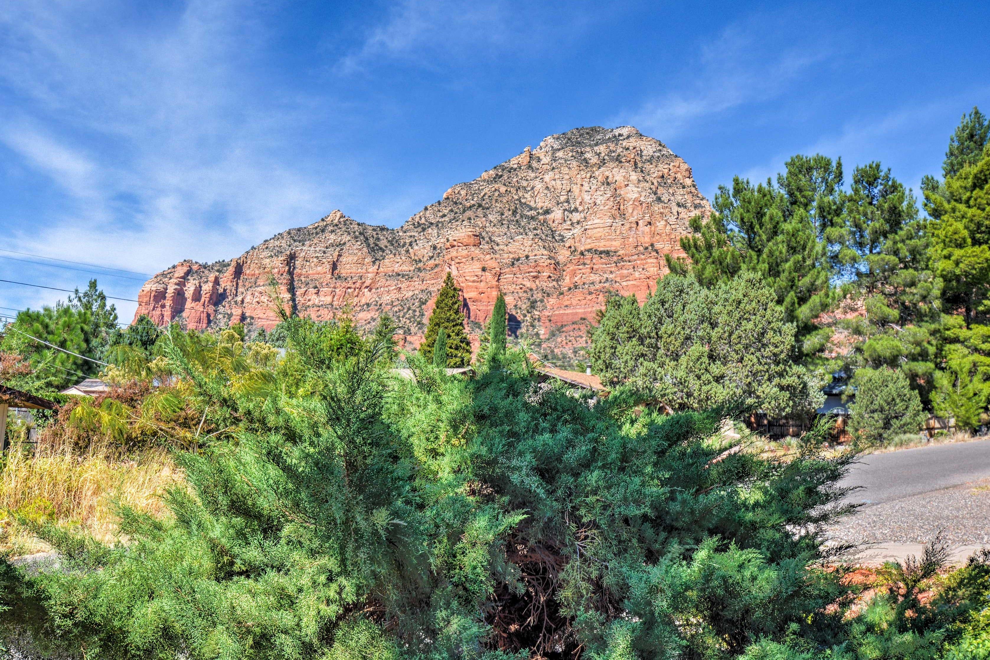 Exterior | Red Rock Views