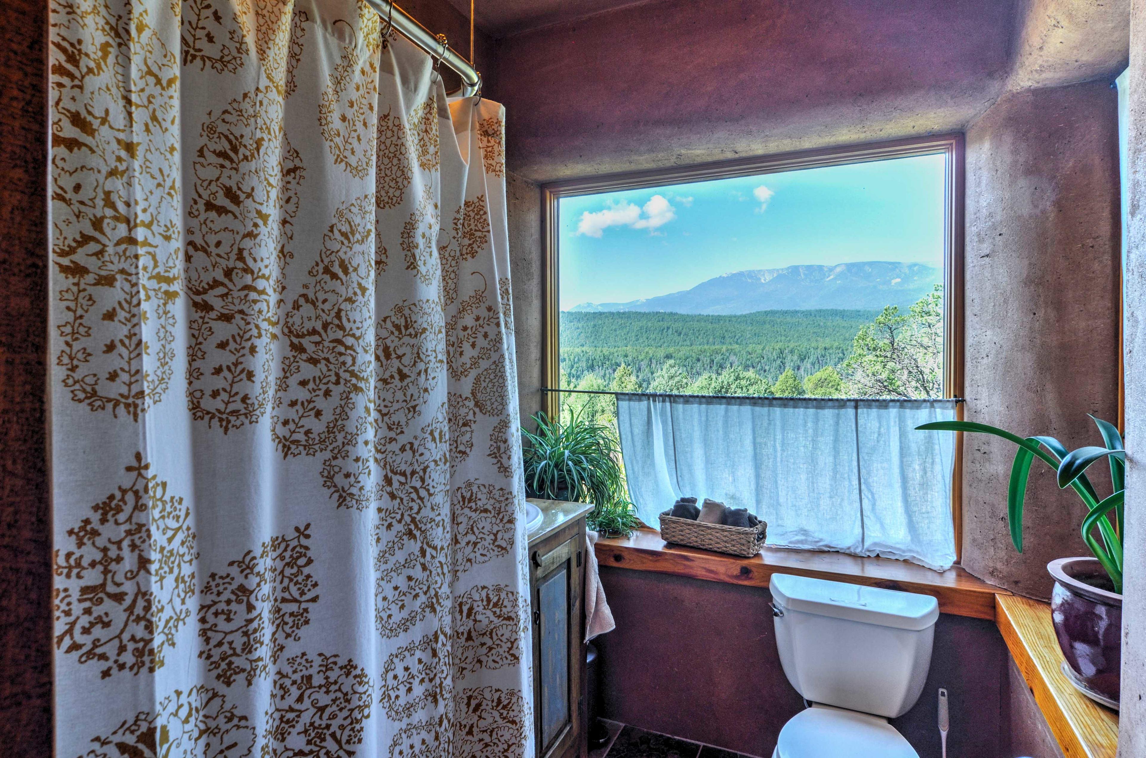 Refresh in 1 of 3 pristine full bathrooms.