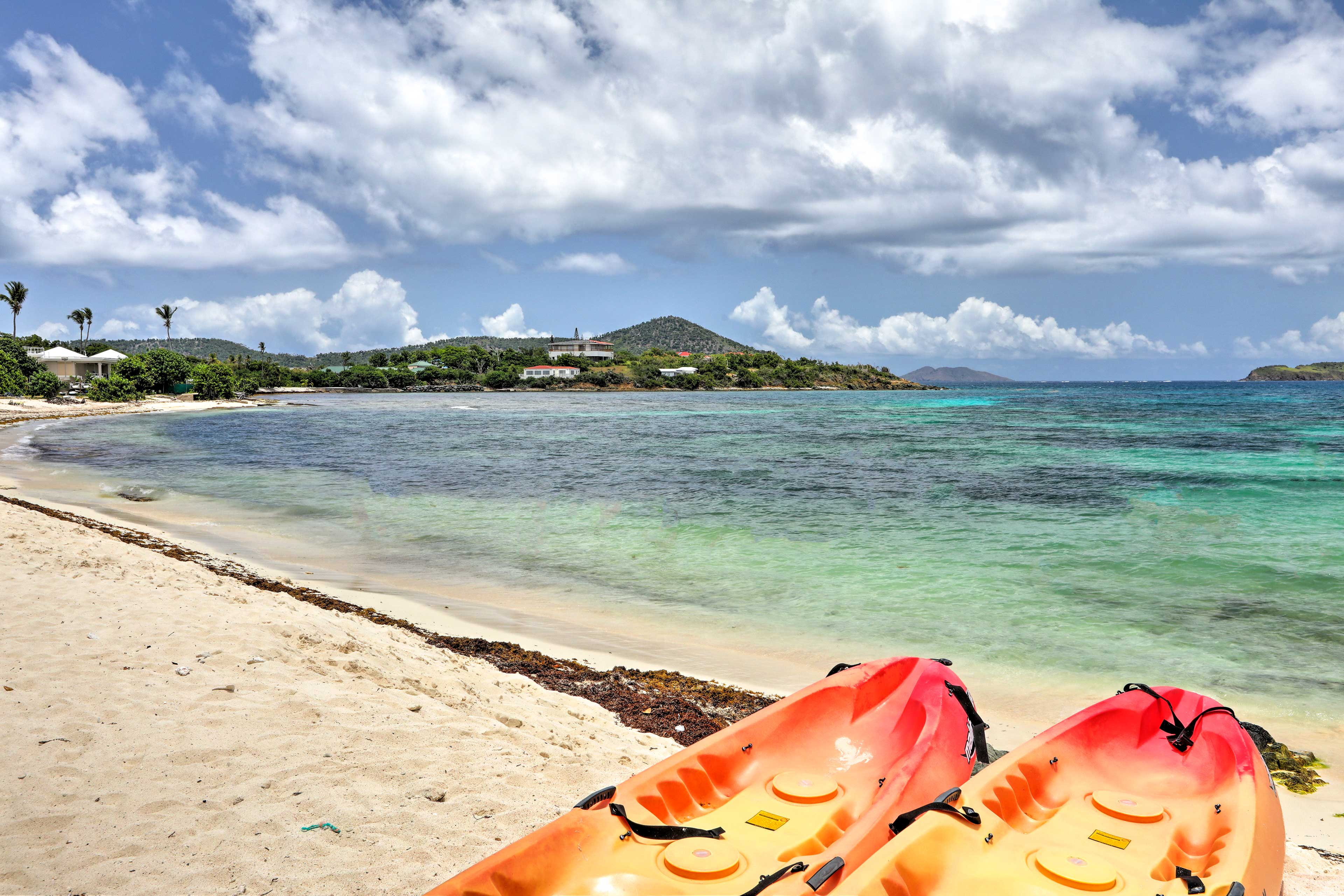 Find your ideal island retreat at 'Bella Alba' on St. Thomas!