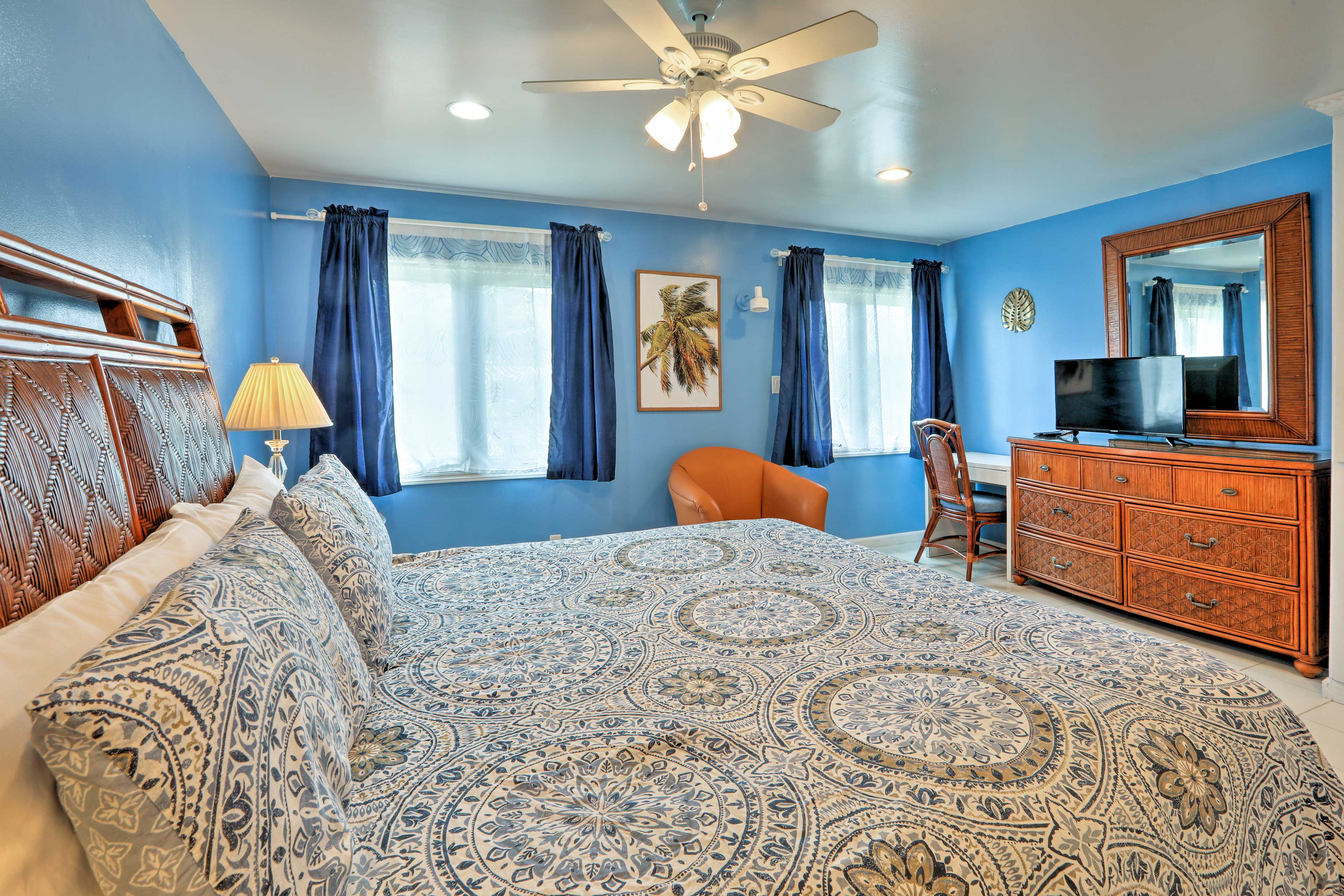 Turn your getaway into an extended stay!