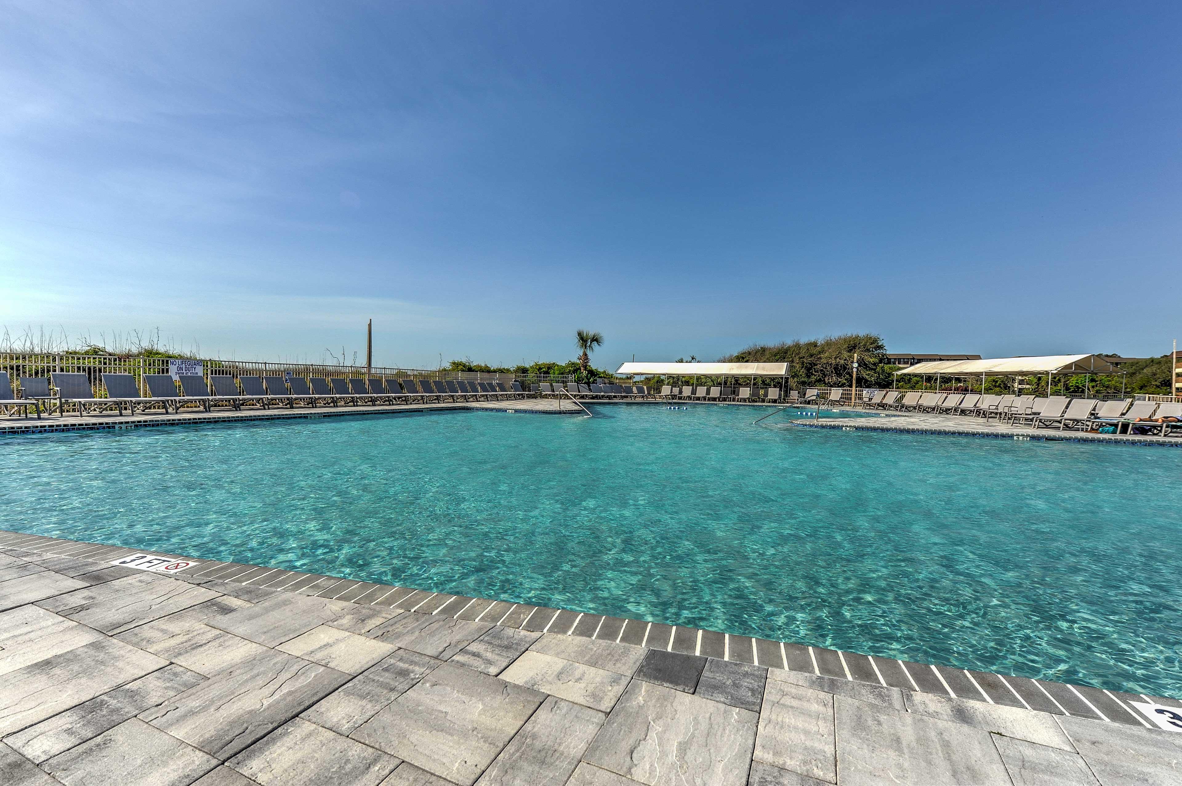 Book this Hilton Head Island Beach & Tennis Club vacation rental condo today!