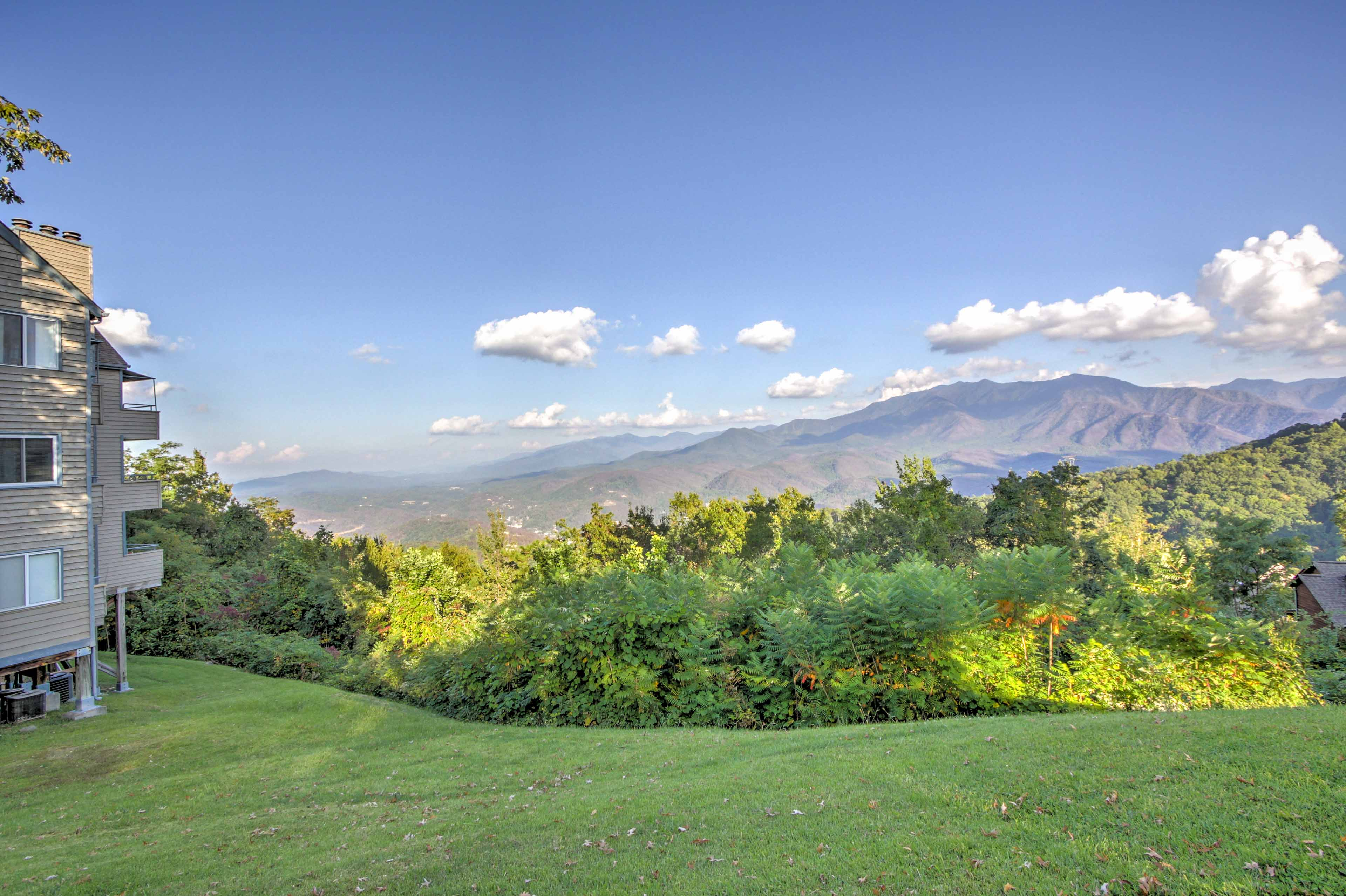 You'll be minutes from downtown Gatlinburg, Pigeon Forge & Great Smoky Mountains